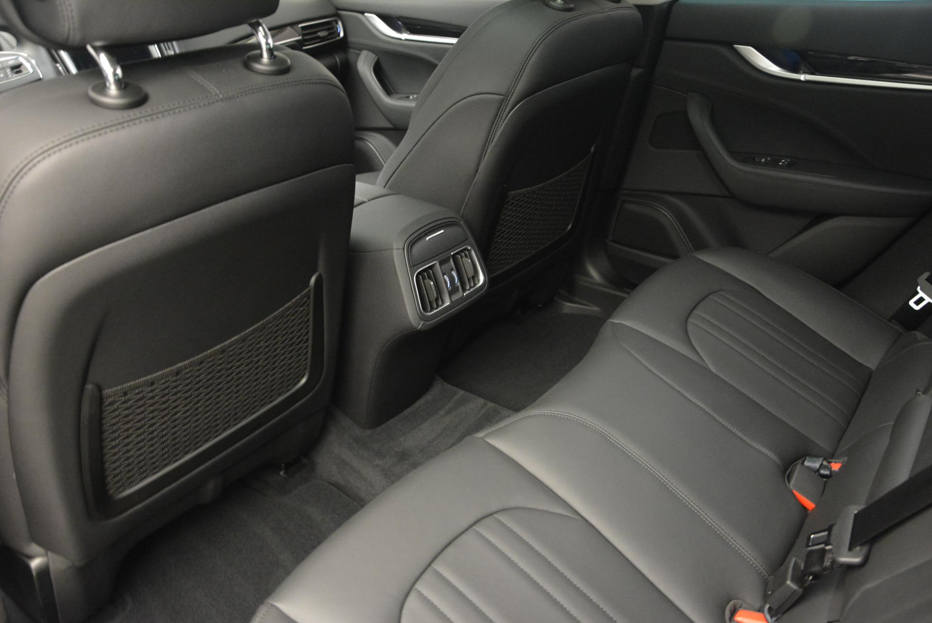 New 2017 Maserati Levante 350hp For Sale In Westport, CT 582_p16