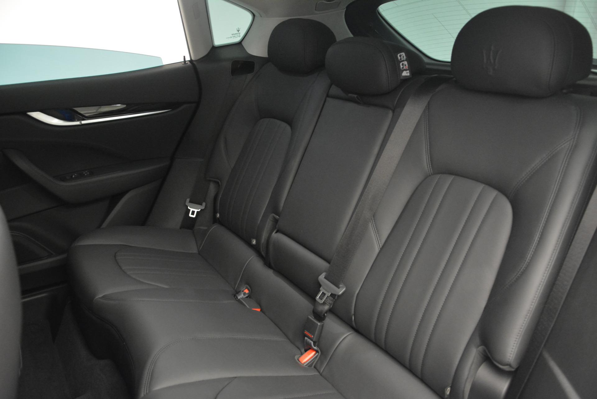 New 2017 Maserati Levante 350hp For Sale In Westport, CT 582_p18