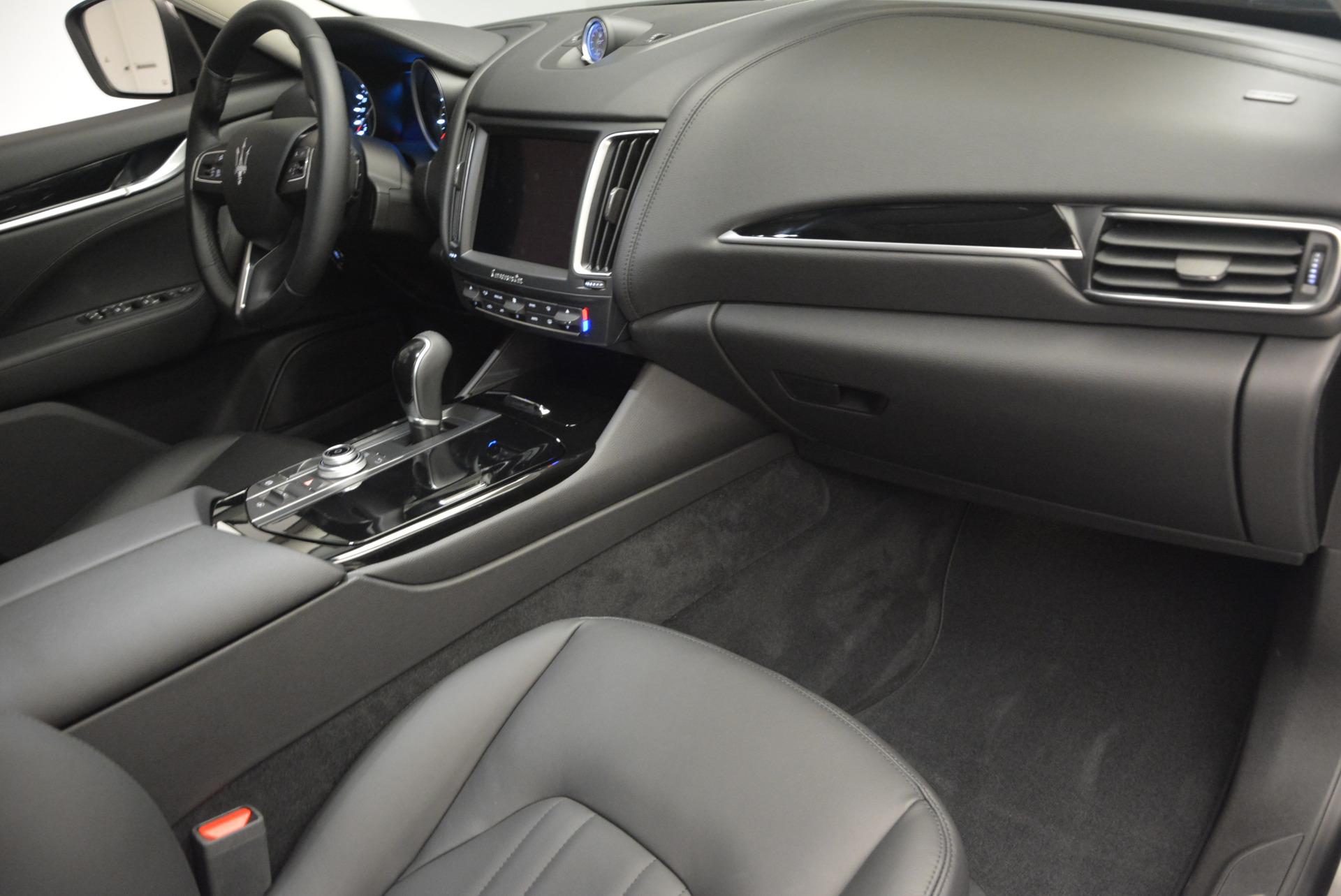 New 2017 Maserati Levante 350hp For Sale In Westport, CT 582_p19