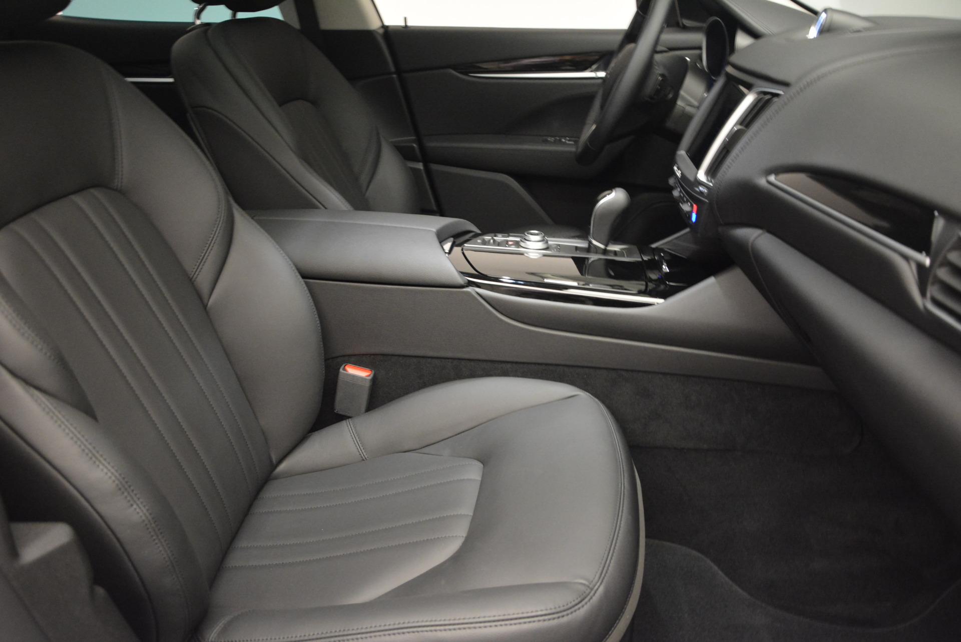 New 2017 Maserati Levante 350hp For Sale In Westport, CT 582_p20