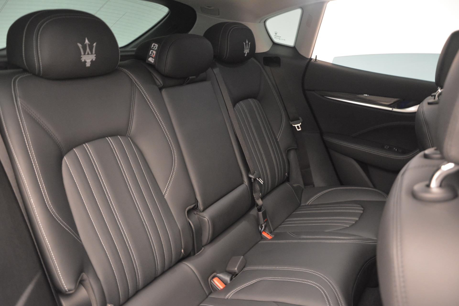 New 2017 Maserati Levante 350hp For Sale In Westport, CT 584_p24