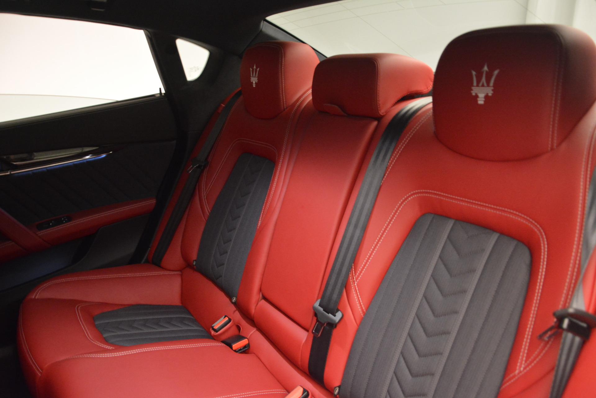 New 2017 Maserati Quattroporte S Q4 GranLusso For Sale In Westport, CT 585_p20