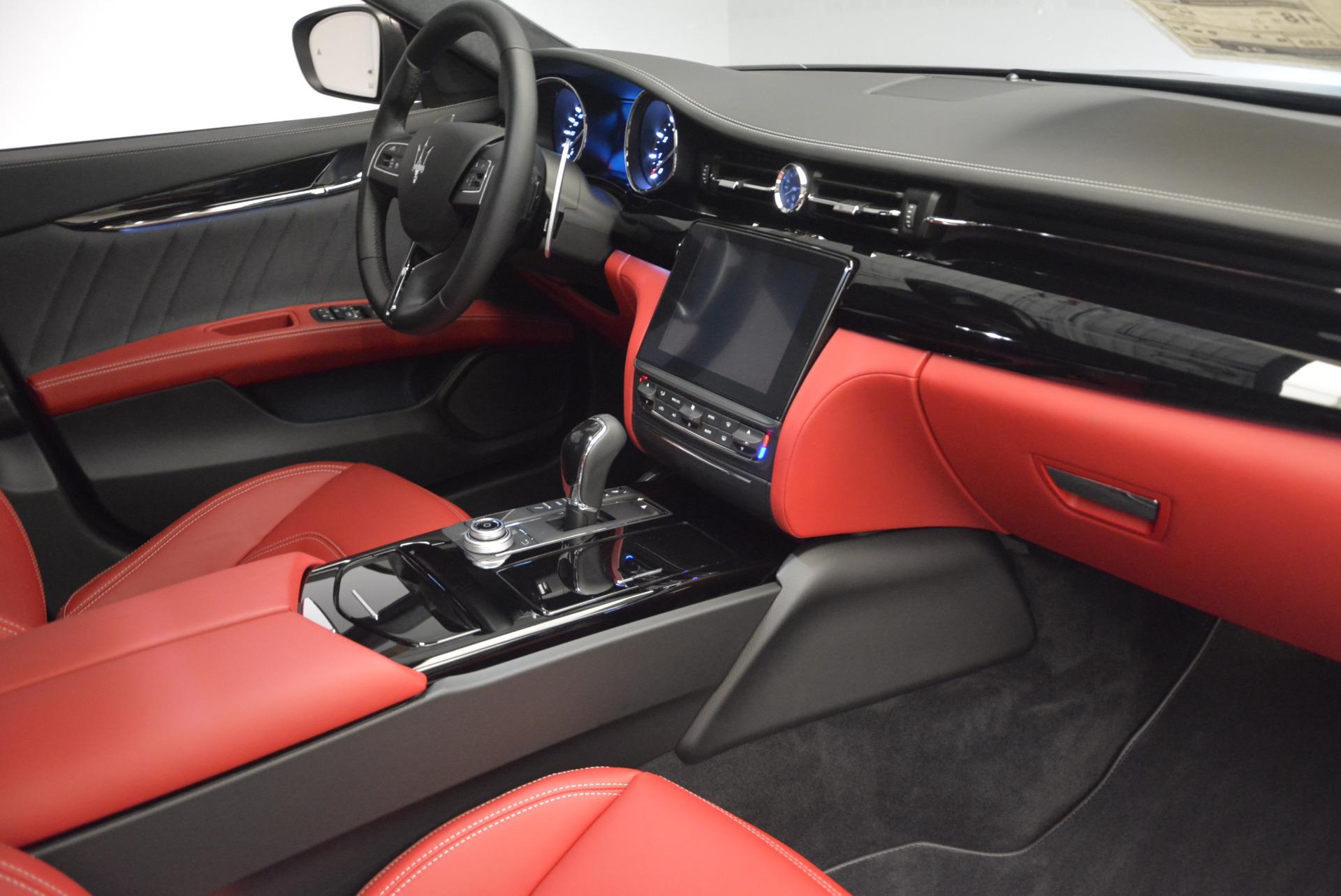 New 2017 Maserati Quattroporte S Q4 GranLusso For Sale In Westport, CT 585_p23