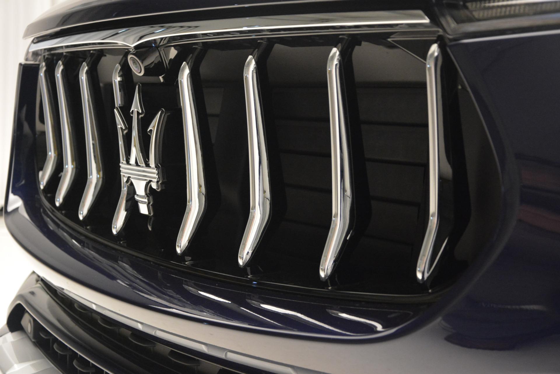 New 2017 Maserati Levante S For Sale In Westport, CT 586_p16