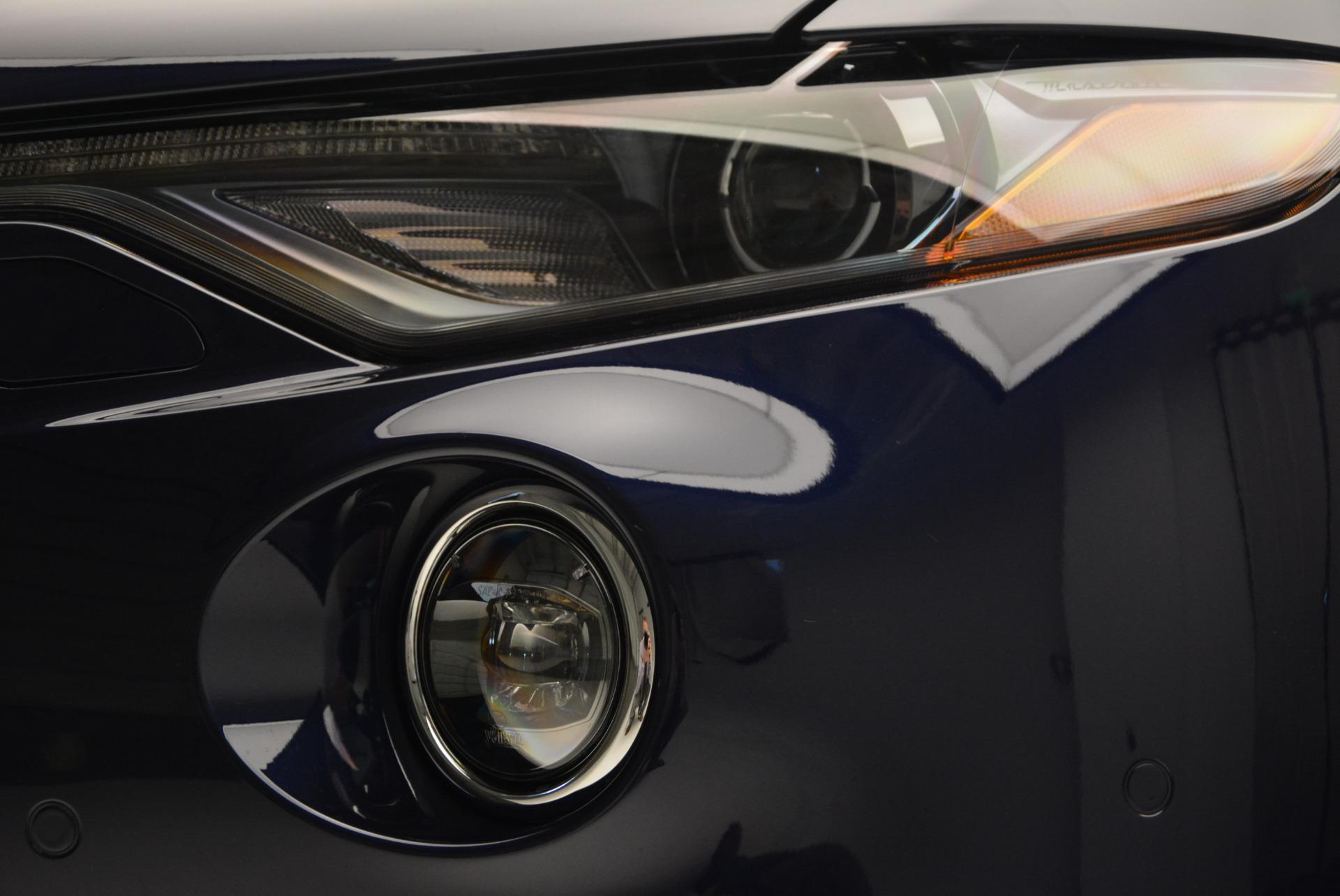 New 2017 Maserati Levante S For Sale In Westport, CT 586_p17