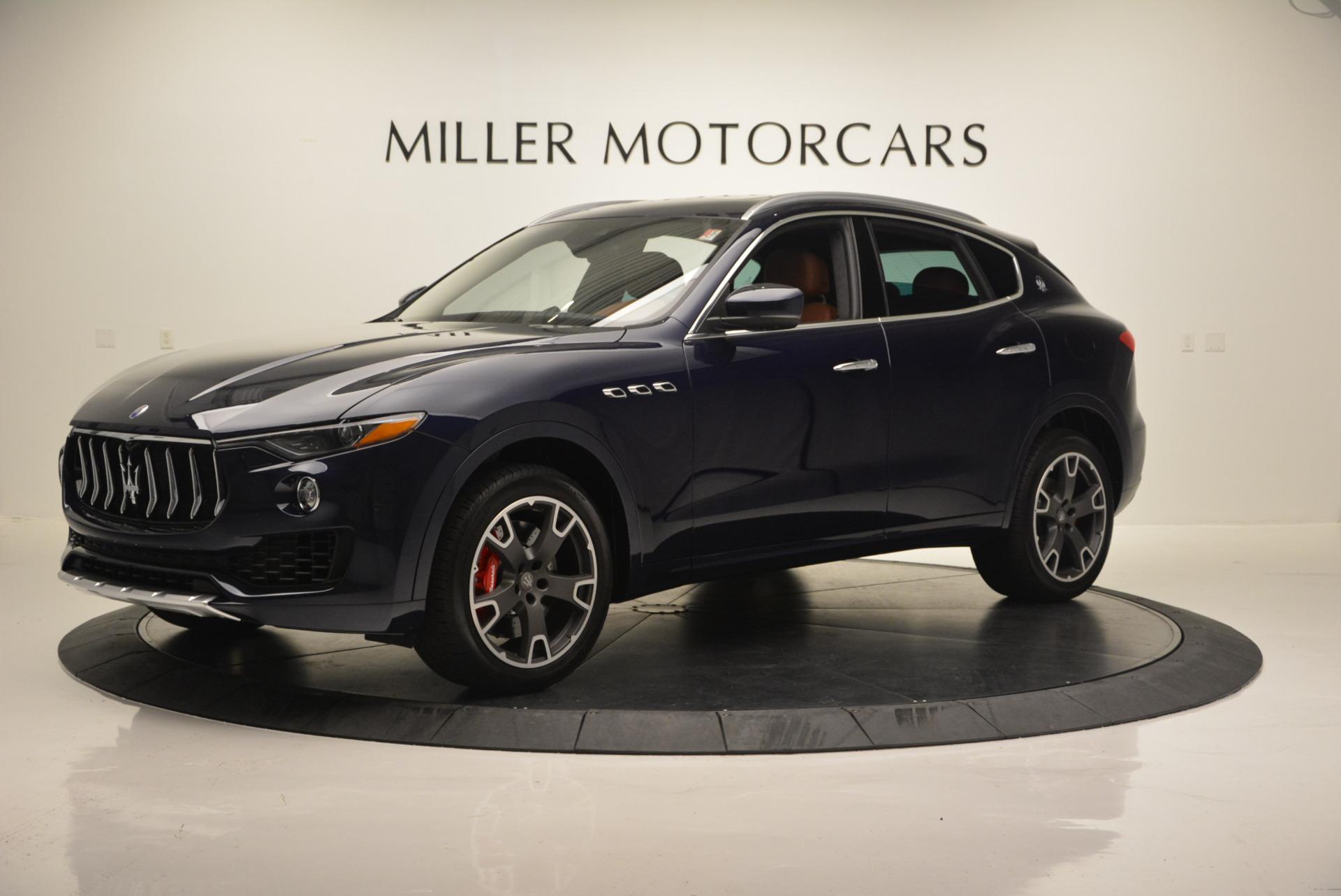 New 2017 Maserati Levante S For Sale In Westport, CT 586_p2