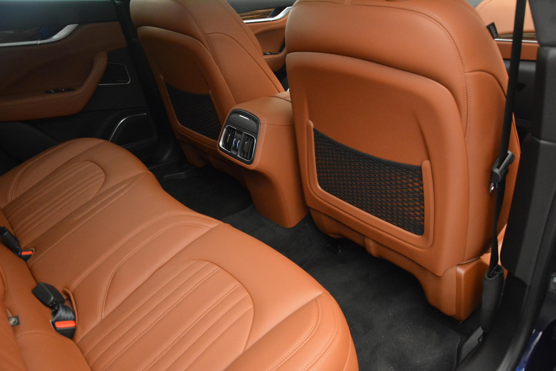 New 2017 Maserati Levante S For Sale In Westport, CT 586_p30