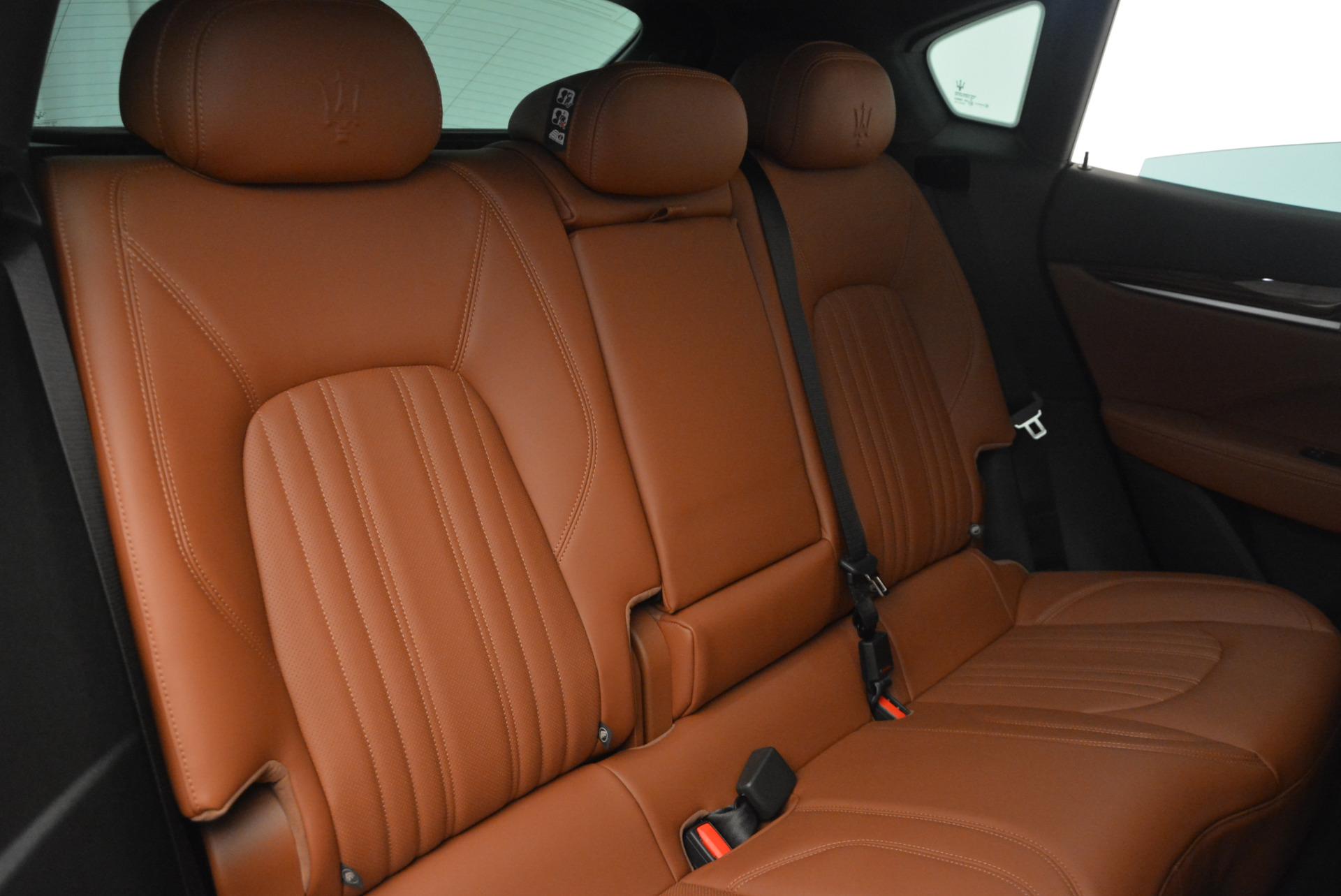 New 2017 Maserati Levante S For Sale In Westport, CT 586_p32