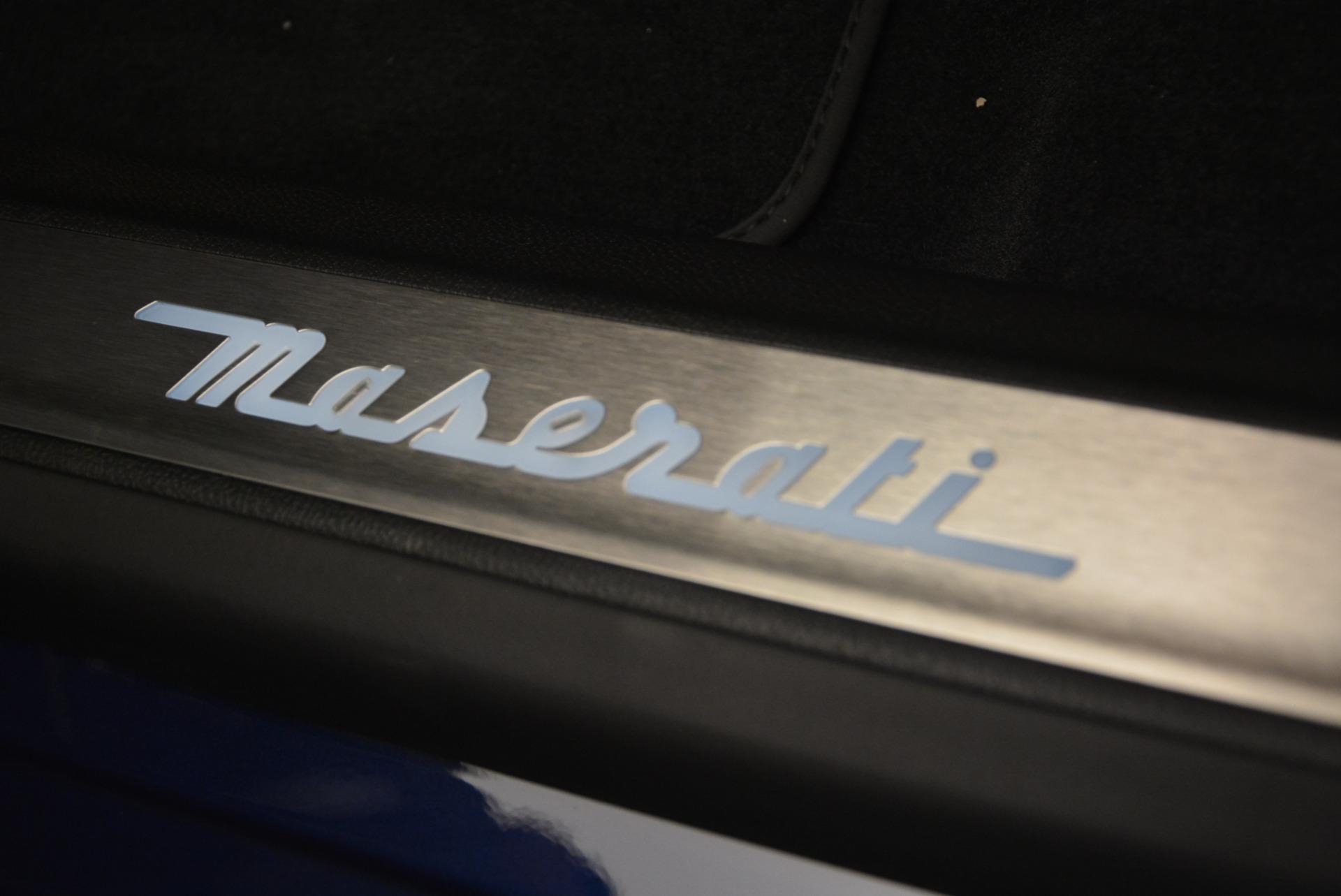 New 2017 Maserati Levante S For Sale In Westport, CT 586_p38