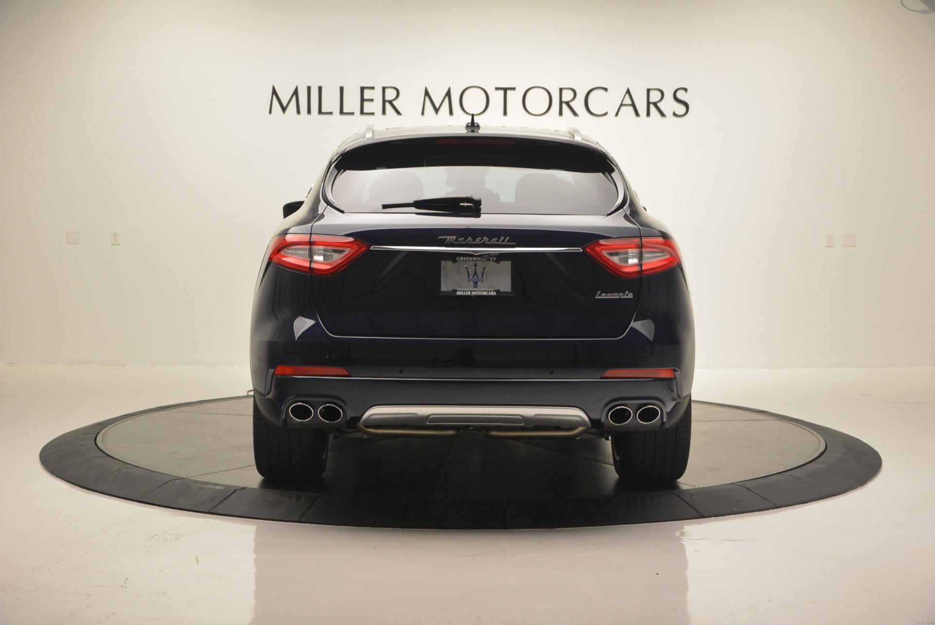 New 2017 Maserati Levante S For Sale In Westport, CT 586_p4