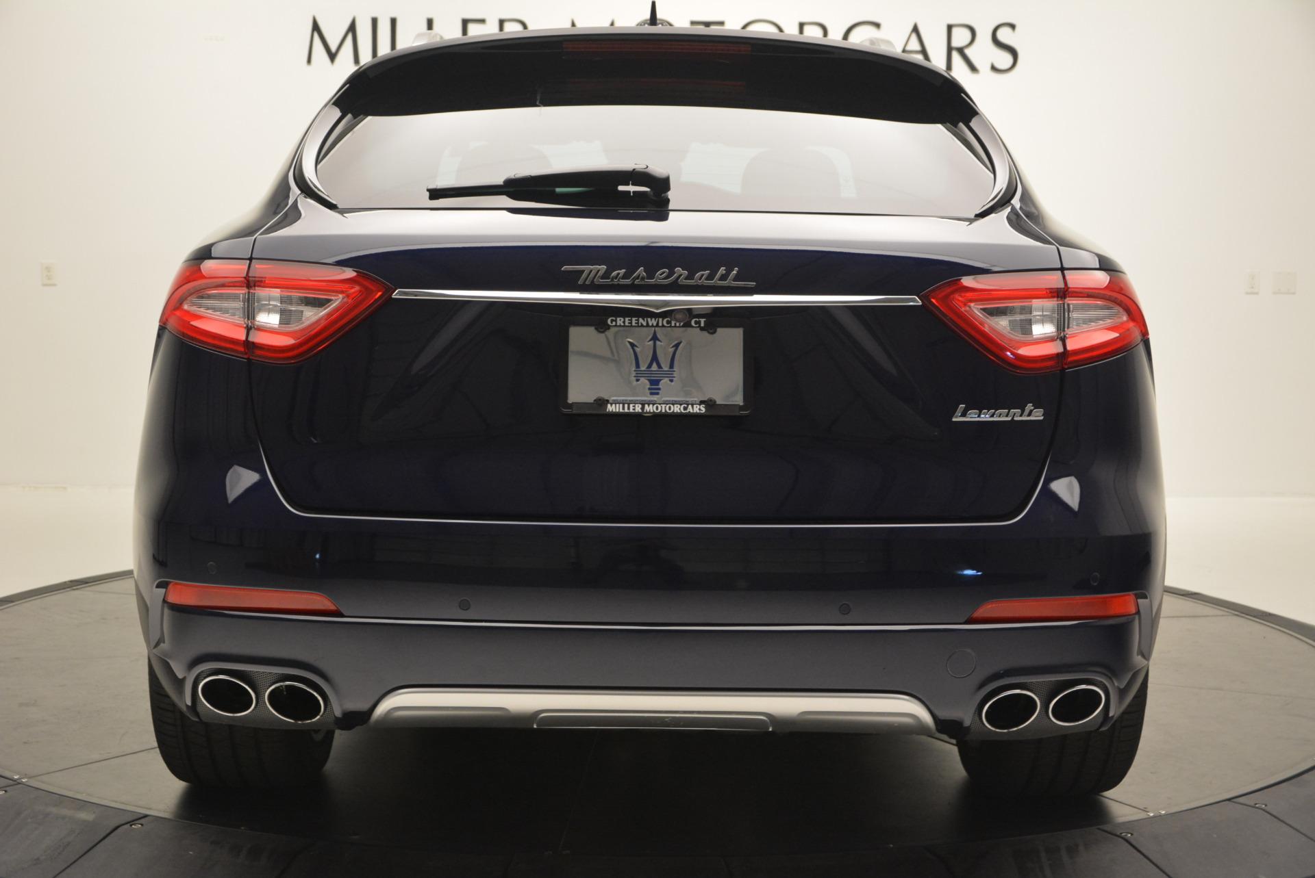 New 2017 Maserati Levante S For Sale In Westport, CT 586_p6
