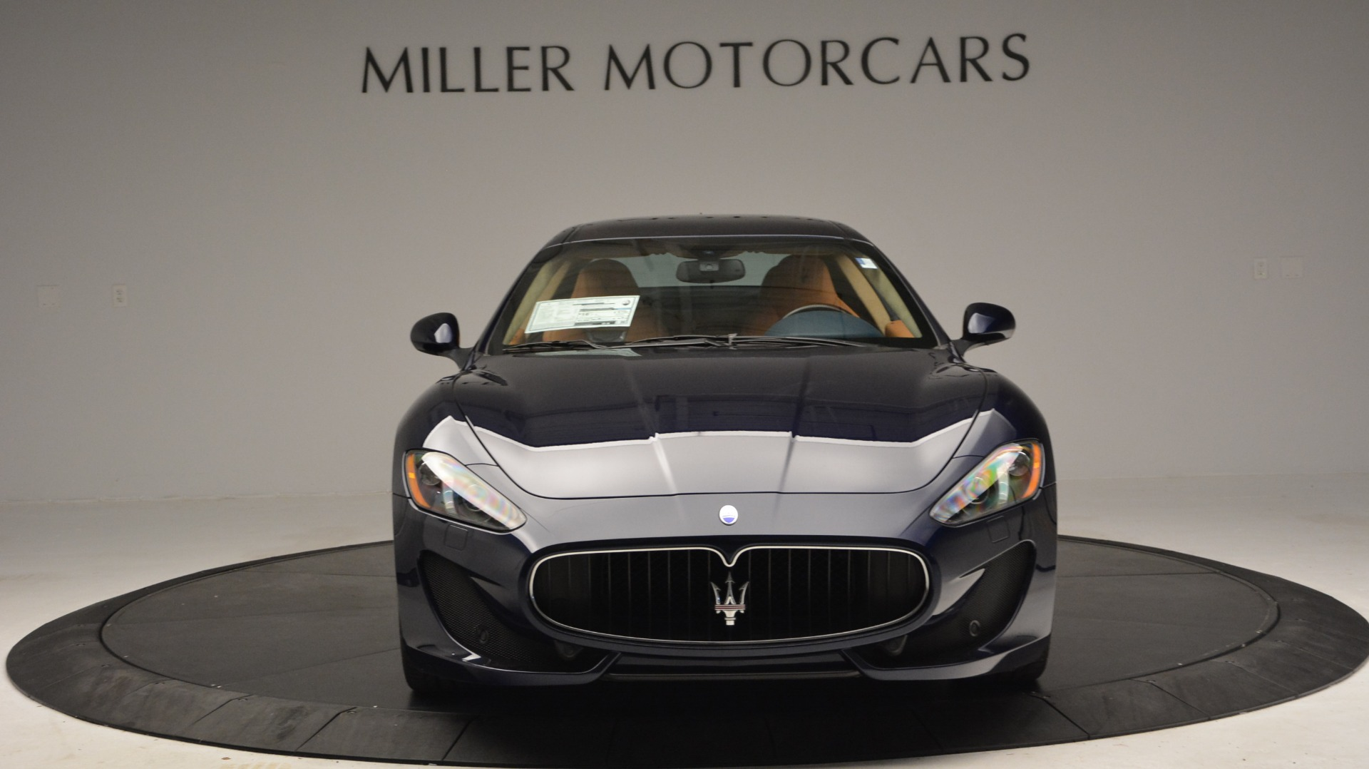 New 2017 Maserati GranTurismo Sport For Sale In Westport, CT 590_p12