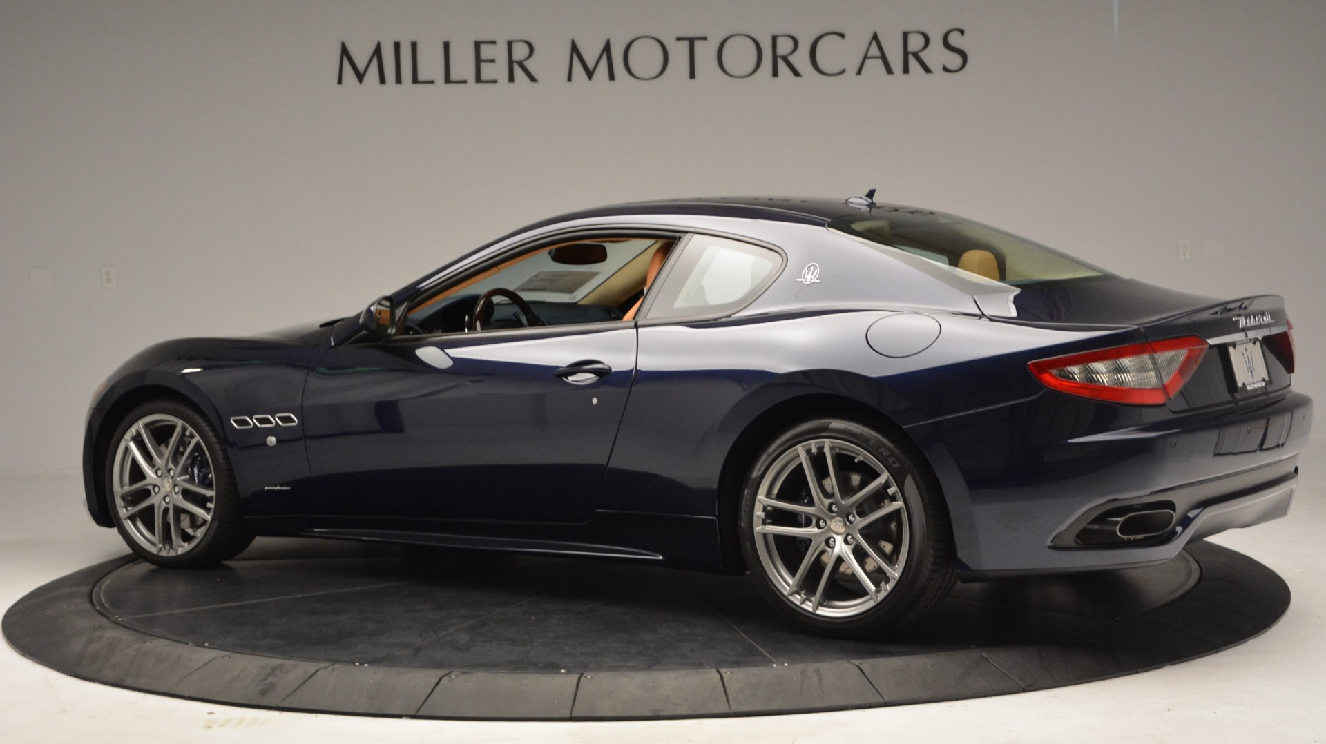 New 2017 Maserati GranTurismo Sport For Sale In Westport, CT 590_p4
