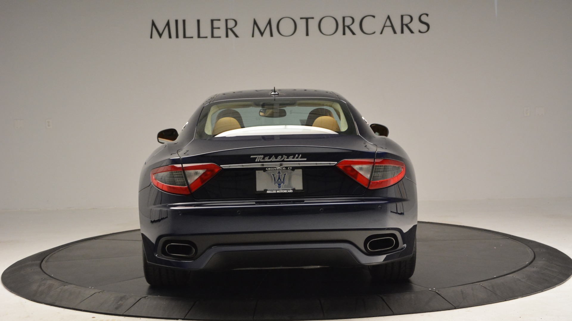 New 2017 Maserati GranTurismo Sport For Sale In Westport, CT 590_p6