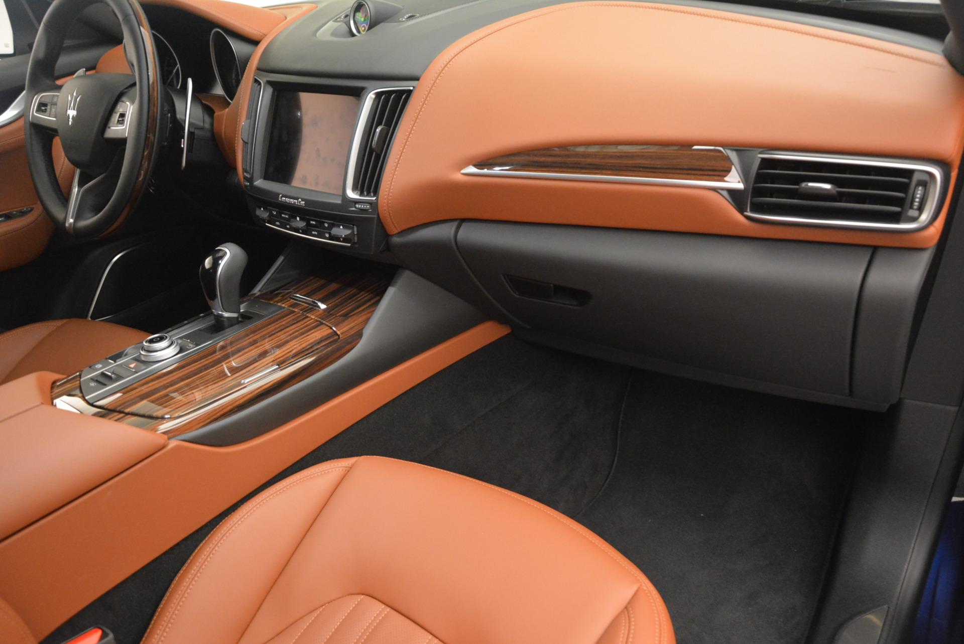 New 2017 Maserati Levante S For Sale In Westport, CT 591_p27