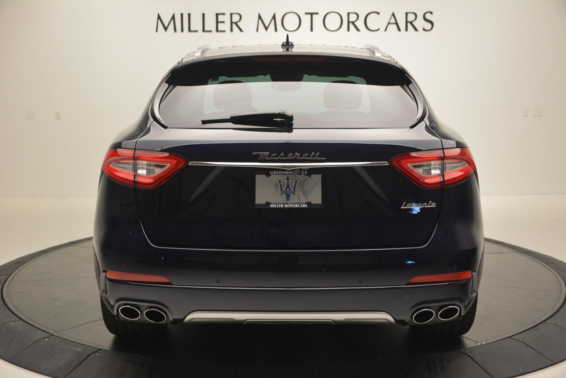 New 2017 Maserati Levante S For Sale In Westport, CT 591_p5