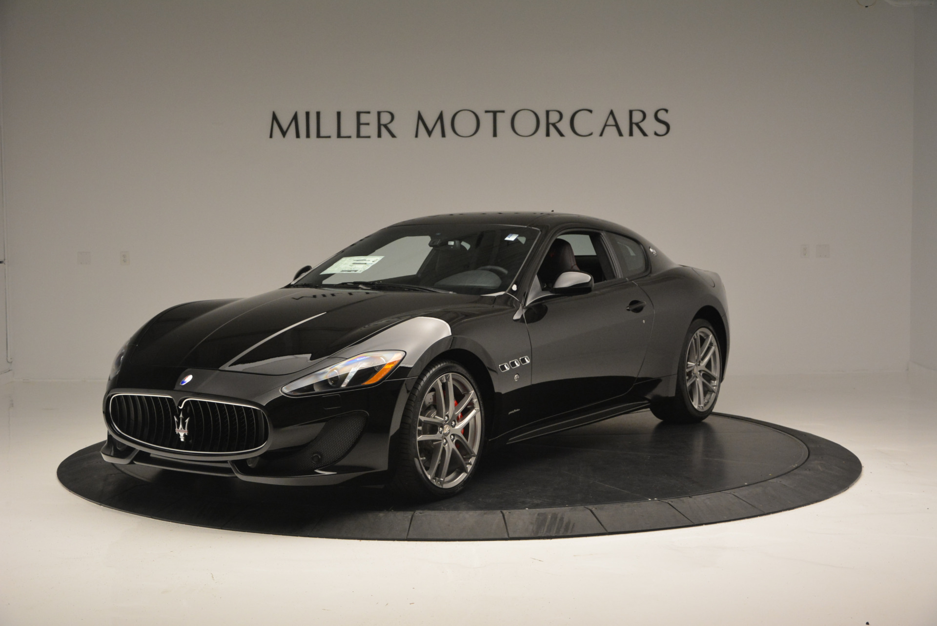 new 2016 maserati granturismo sport westport ct. Black Bedroom Furniture Sets. Home Design Ideas