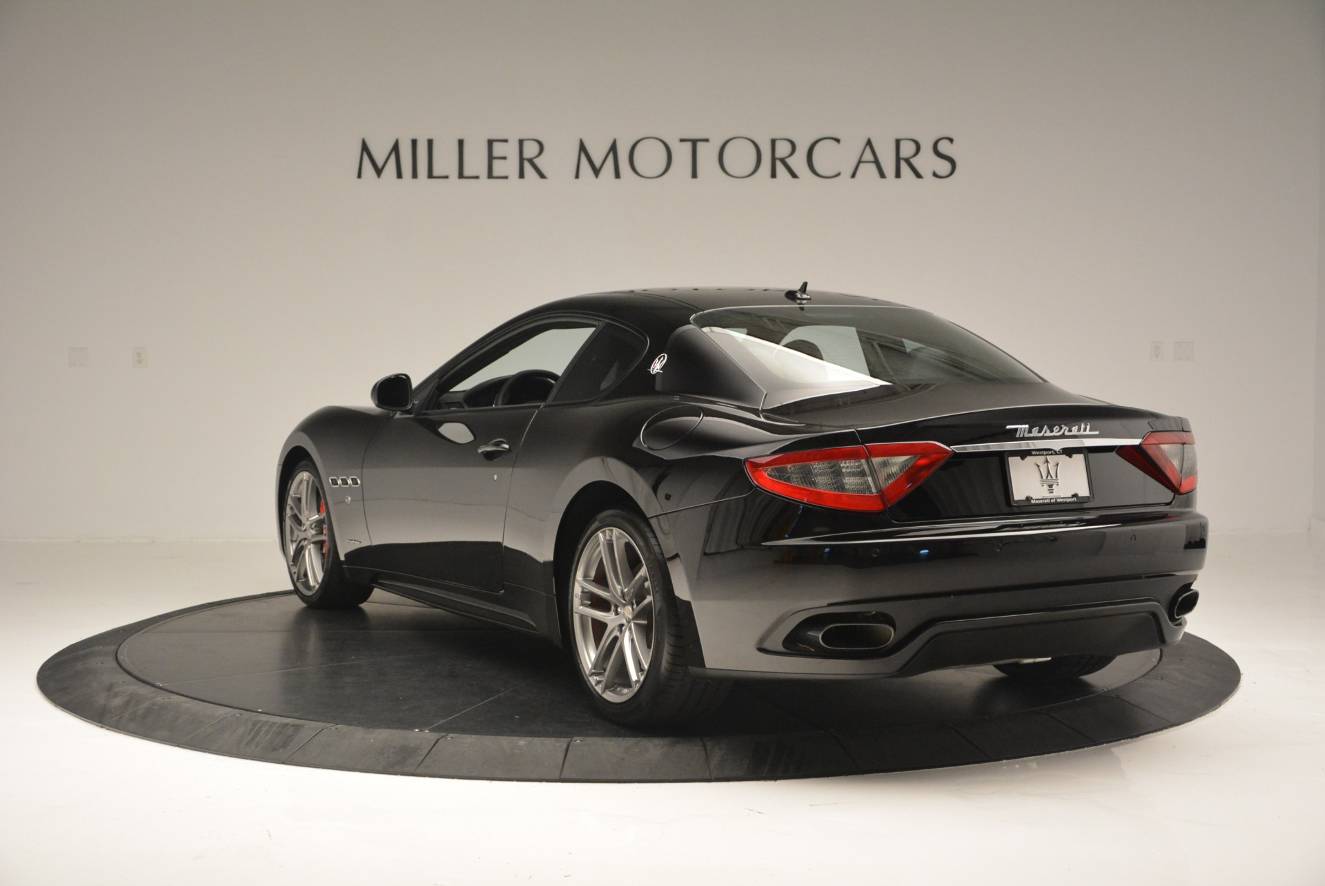 New 2016 Maserati GranTurismo Sport For Sale In Westport, CT 592_p5