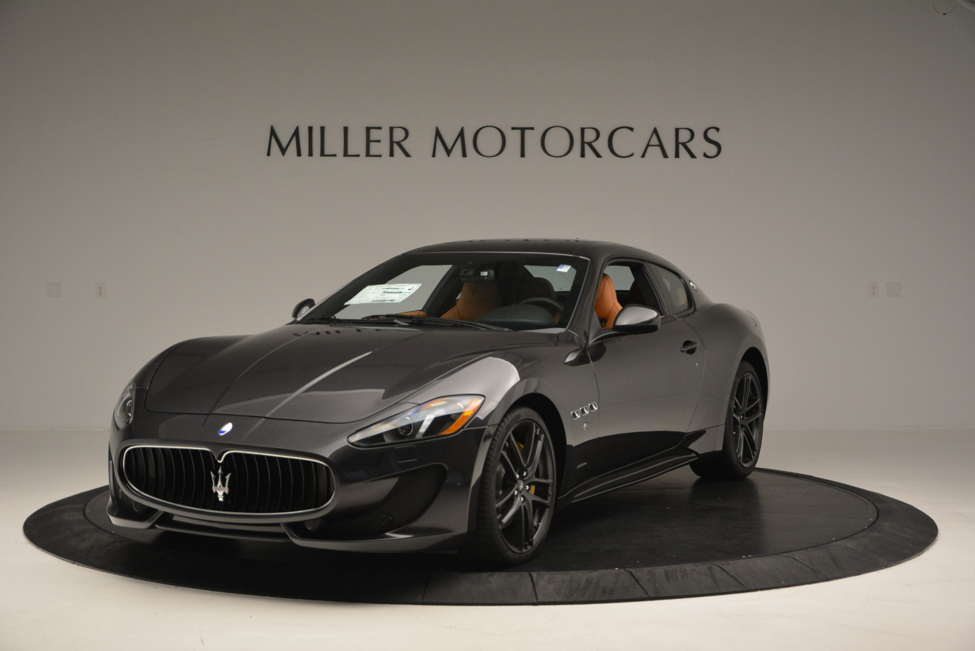new 2017 maserati granturismo sport westport ct. Black Bedroom Furniture Sets. Home Design Ideas