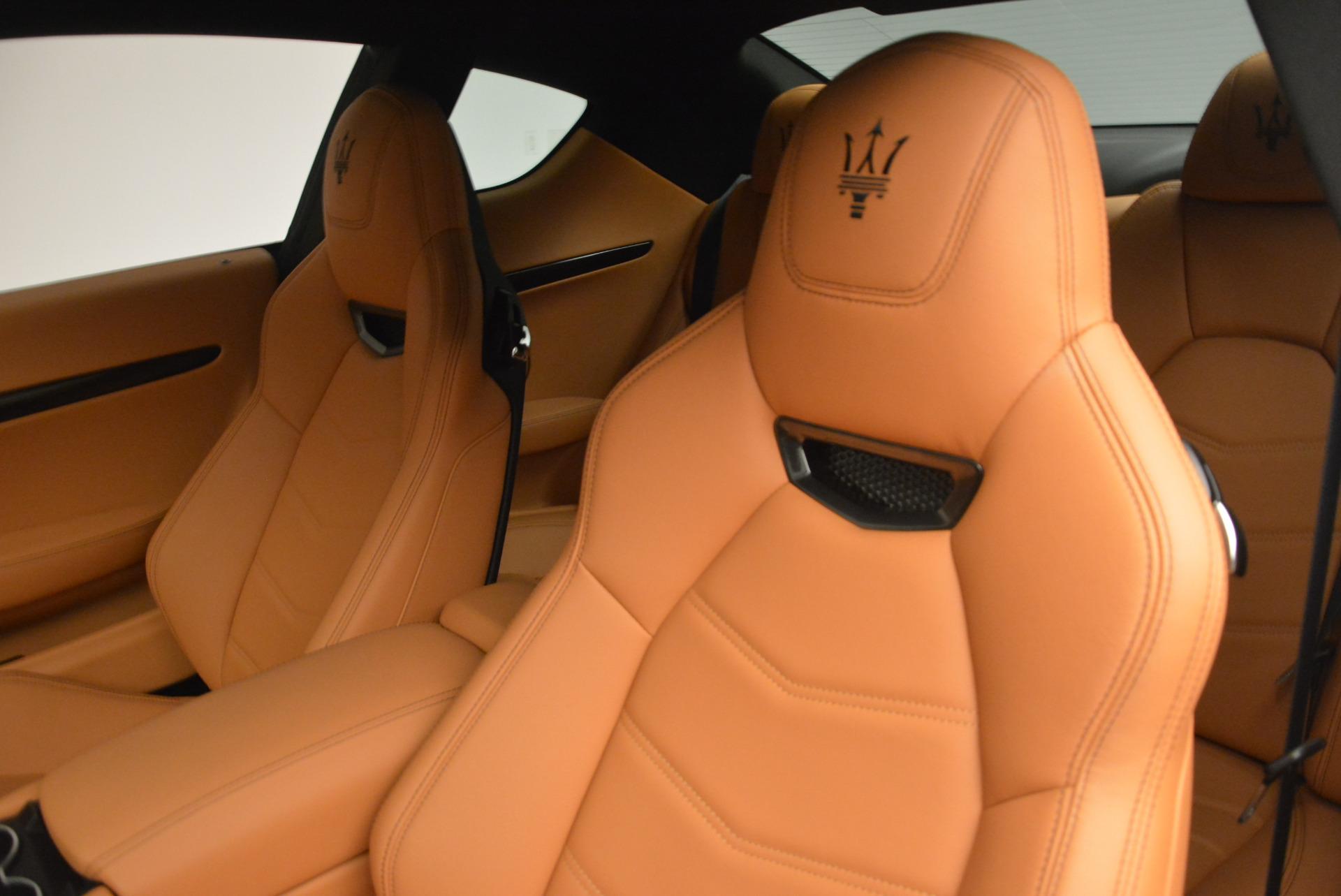 New 2017 Maserati GranTurismo Sport For Sale In Westport, CT 593_p15