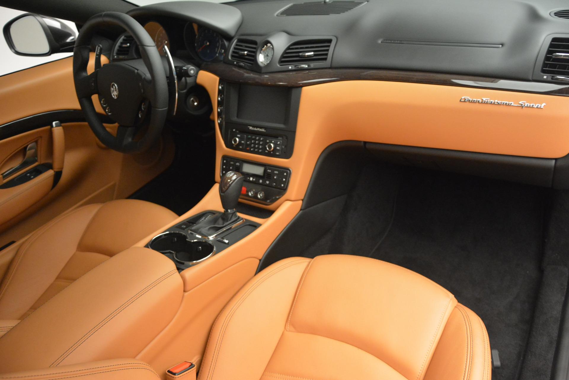 New 2017 Maserati GranTurismo Sport For Sale In Westport, CT 593_p19