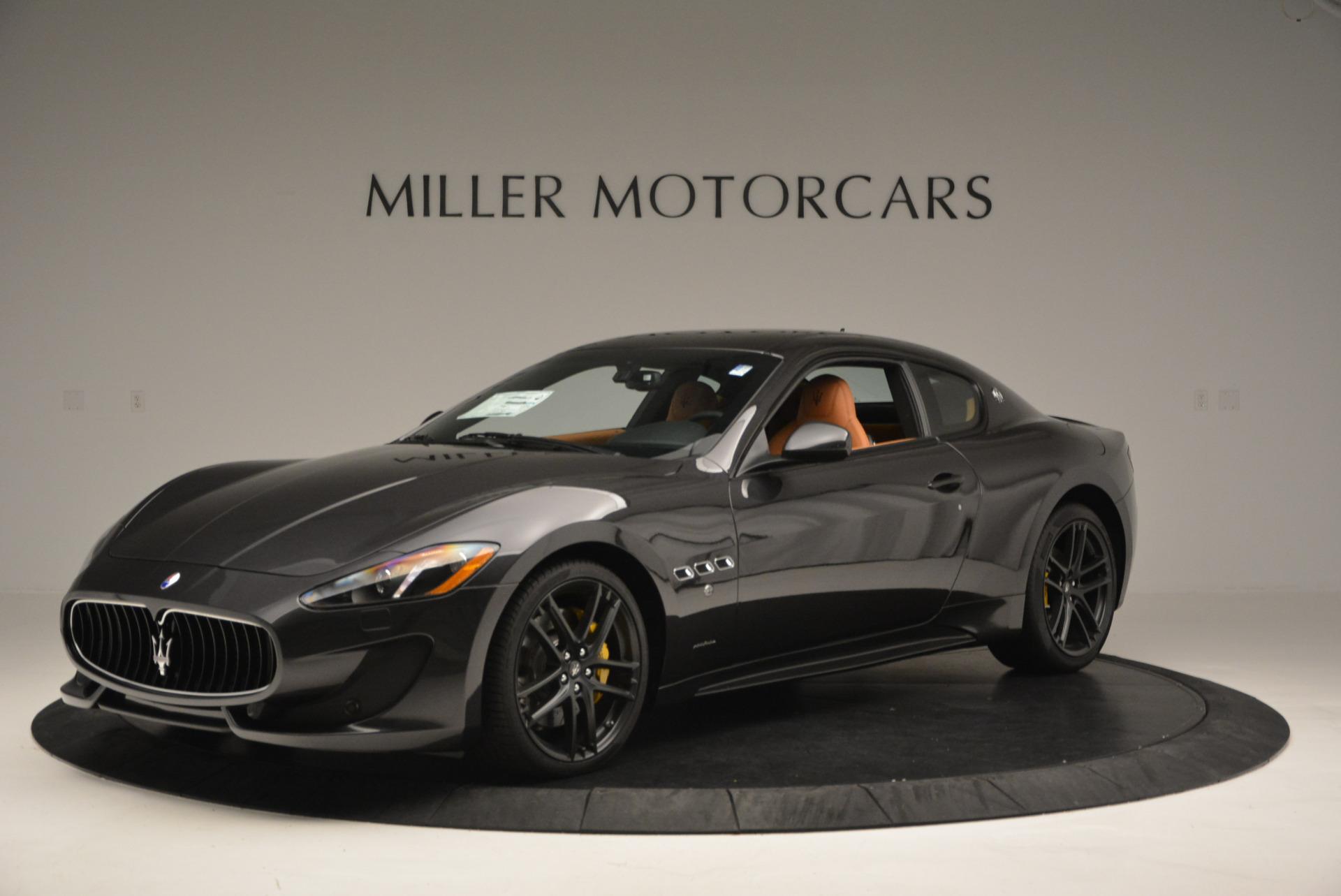 New 2017 Maserati GranTurismo Sport For Sale In Westport, CT 593_p2