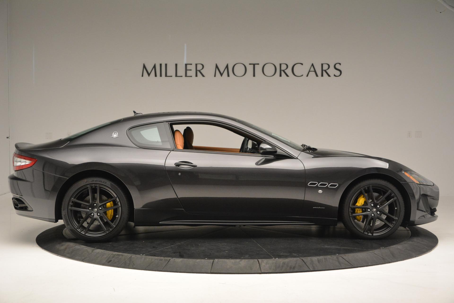 New 2017 Maserati GranTurismo Sport For Sale In Westport, CT 593_p9