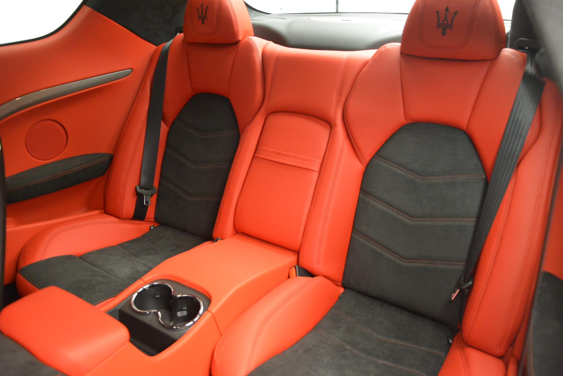 New 2017 Maserati GranTurismo Sport For Sale In Westport, CT 594_p20