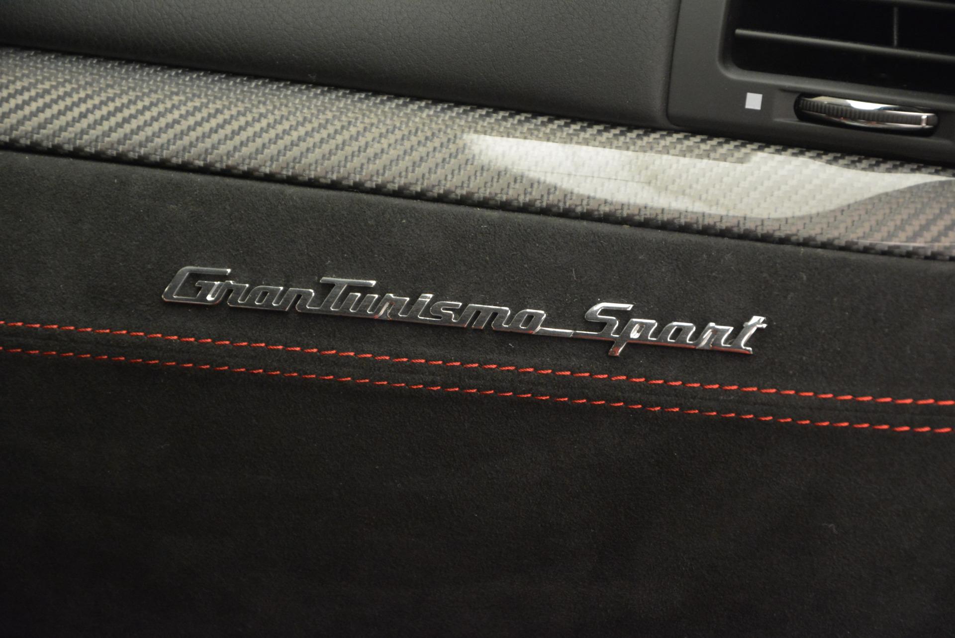 New 2017 Maserati GranTurismo Sport For Sale In Westport, CT 594_p26