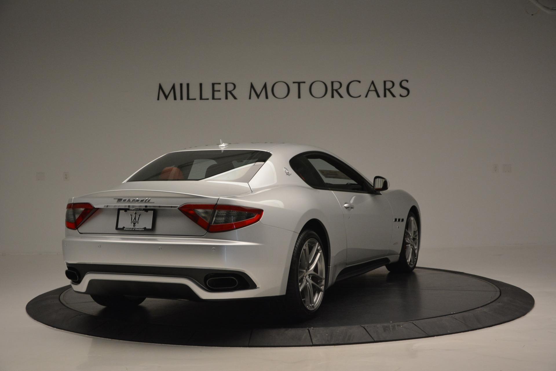 New 2017 Maserati GranTurismo Sport For Sale In Westport, CT 594_p7