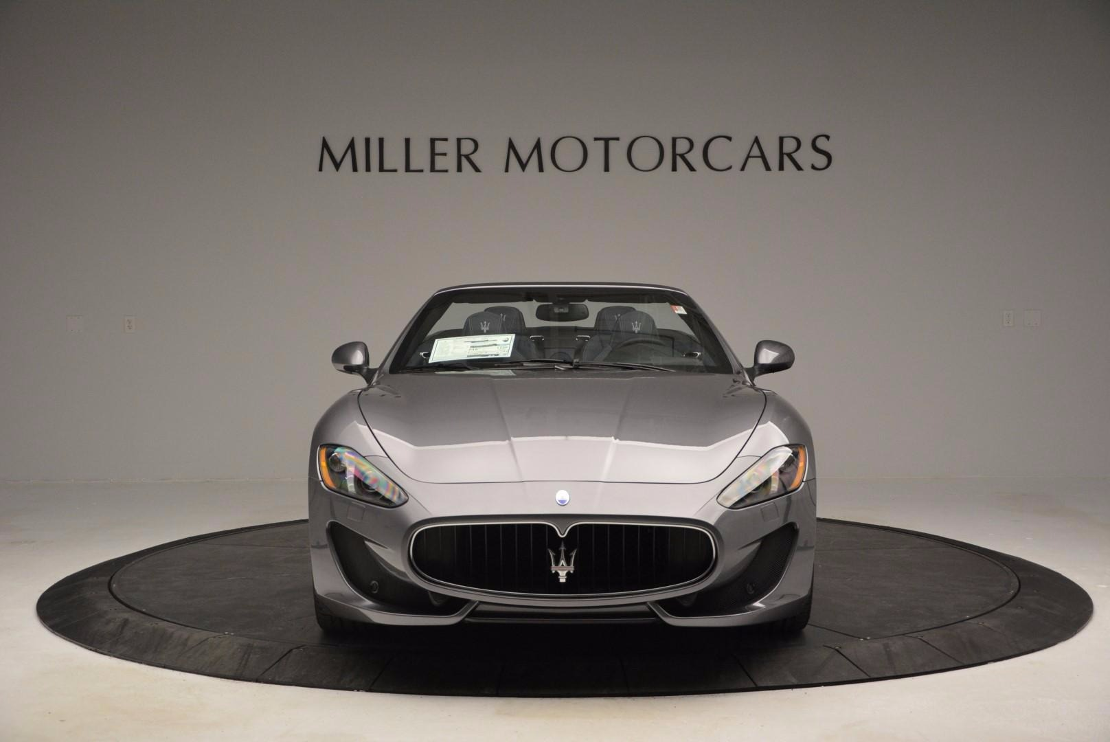 New 2017 Maserati GranTurismo Sport For Sale In Westport, CT 598_p10