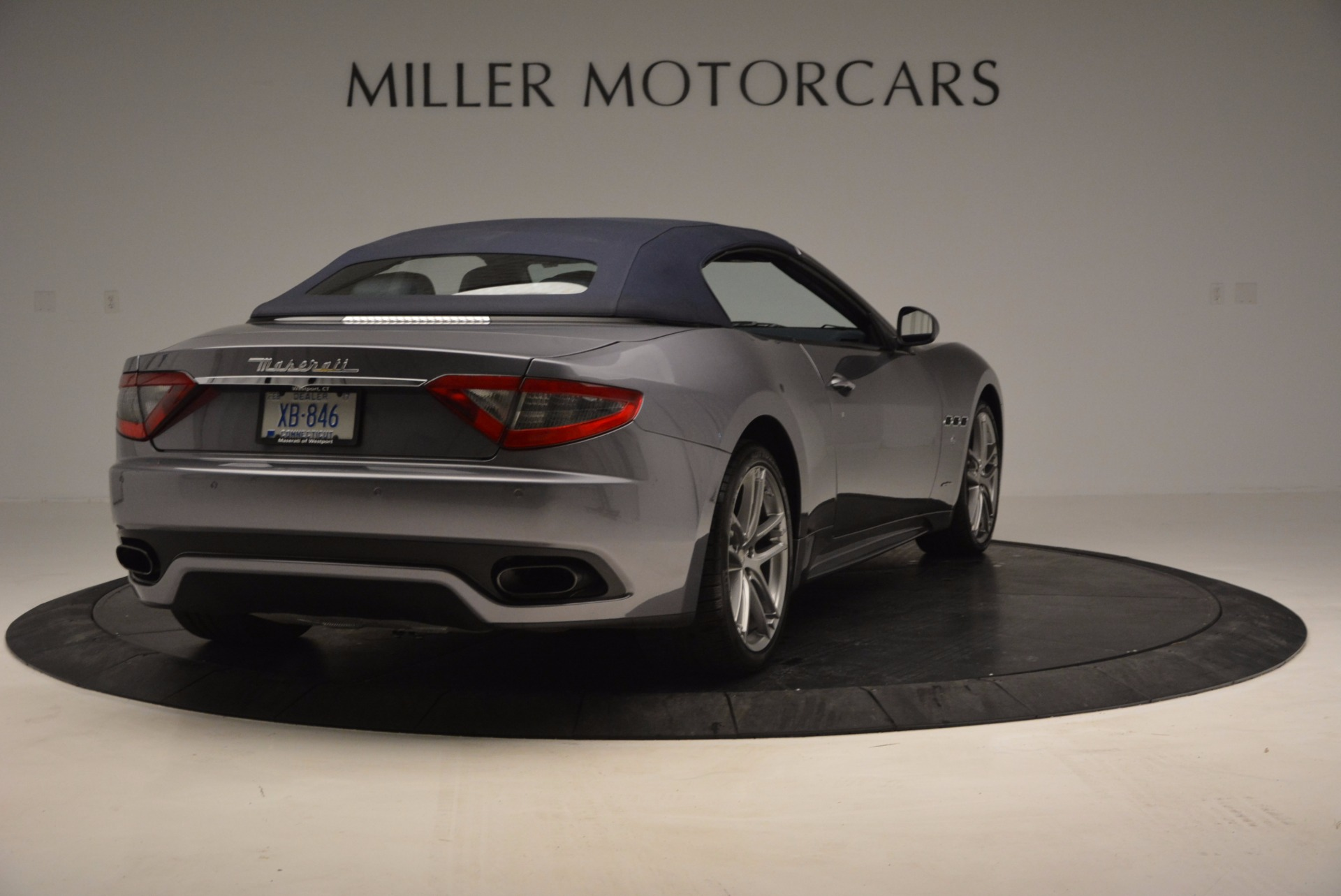 New 2017 Maserati GranTurismo Sport For Sale In Westport, CT 598_p16