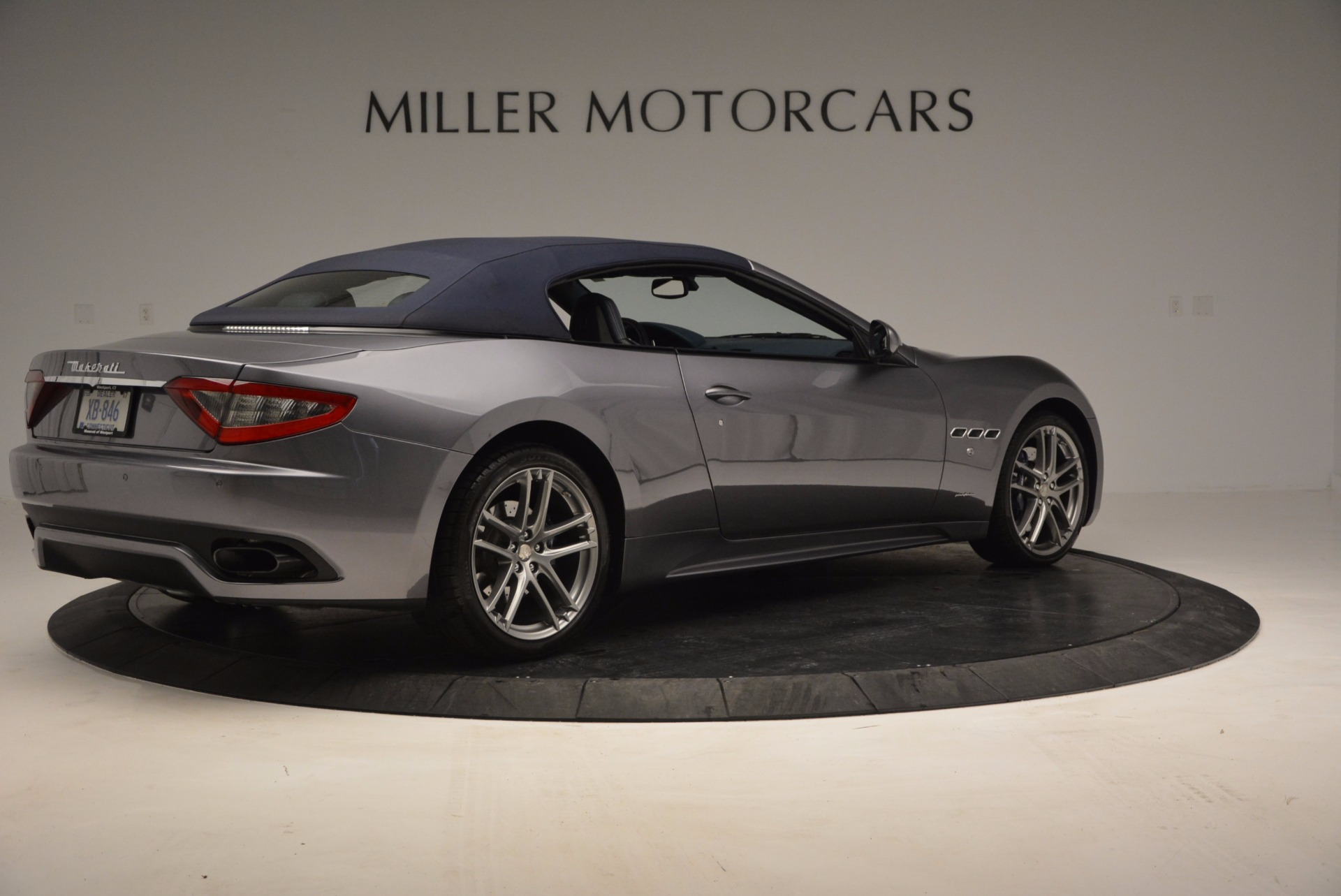 New 2017 Maserati GranTurismo Sport For Sale In Westport, CT 598_p17