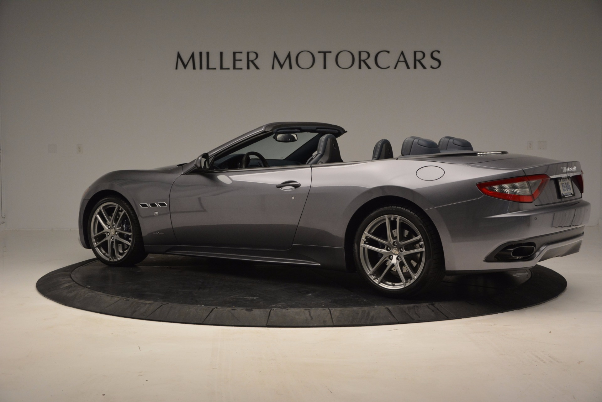 New 2017 Maserati GranTurismo Sport For Sale In Westport, CT 598_p3