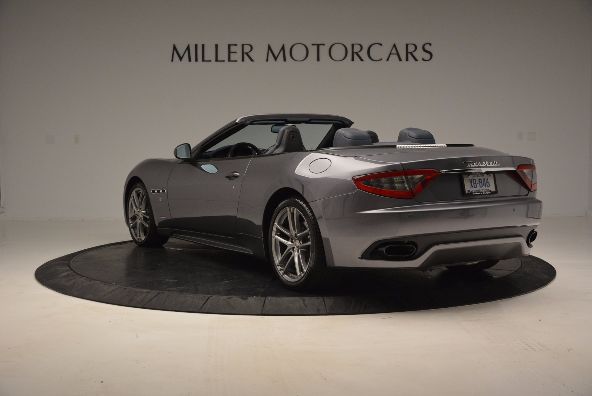 New 2017 Maserati GranTurismo Sport For Sale In Westport, CT 598_p4
