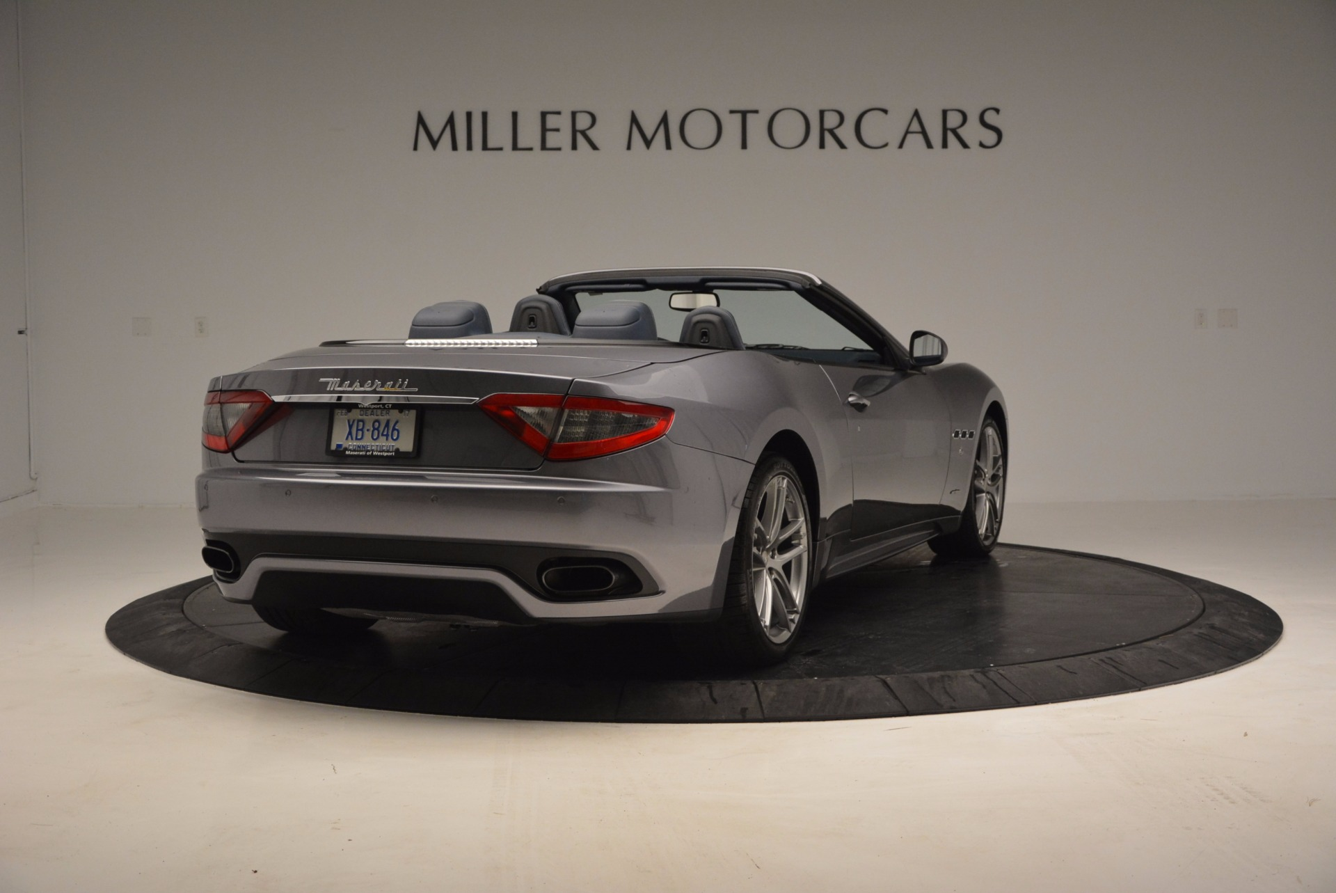 New 2017 Maserati GranTurismo Sport For Sale In Westport, CT 598_p5