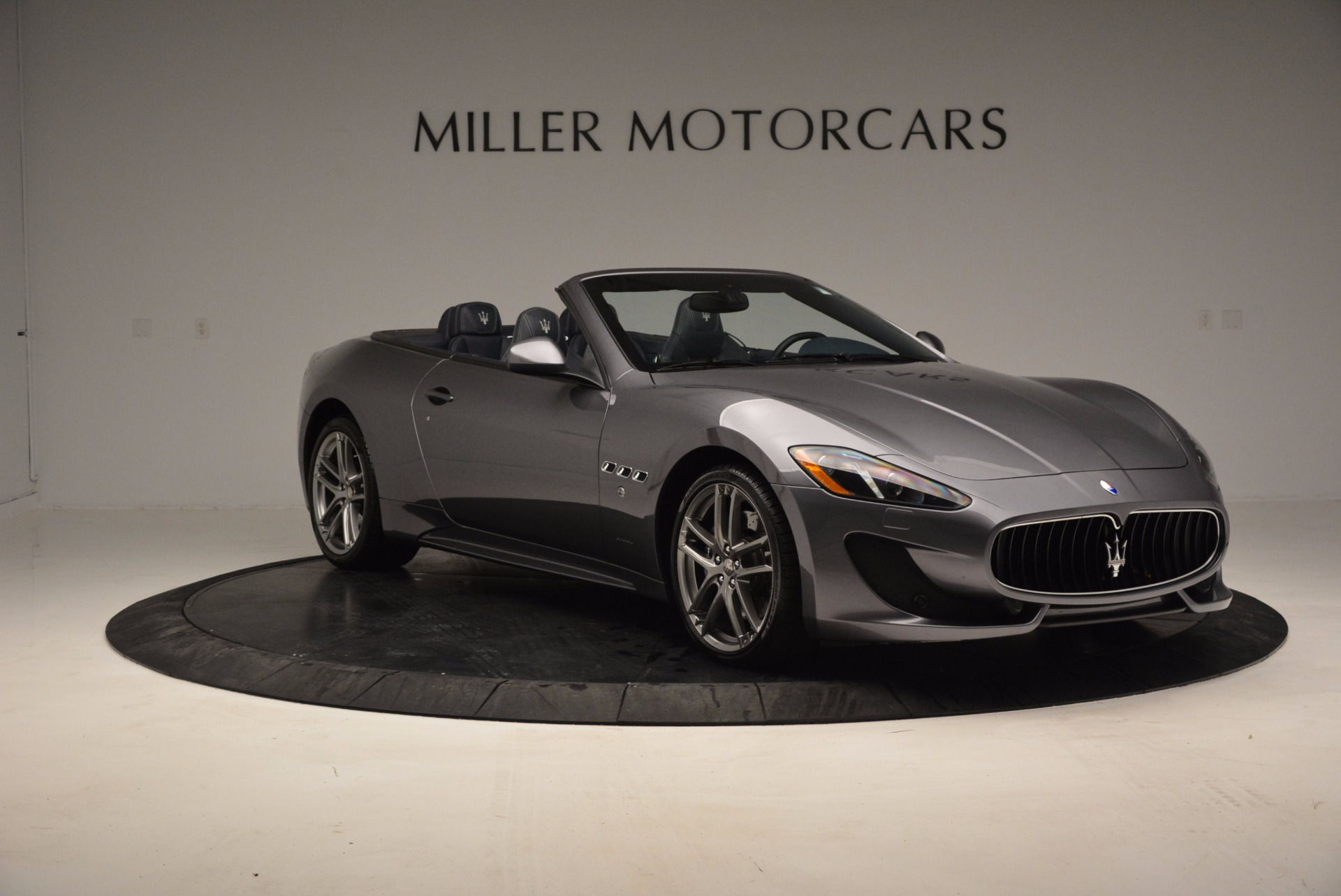 New 2017 Maserati GranTurismo Sport For Sale In Westport, CT 598_p9