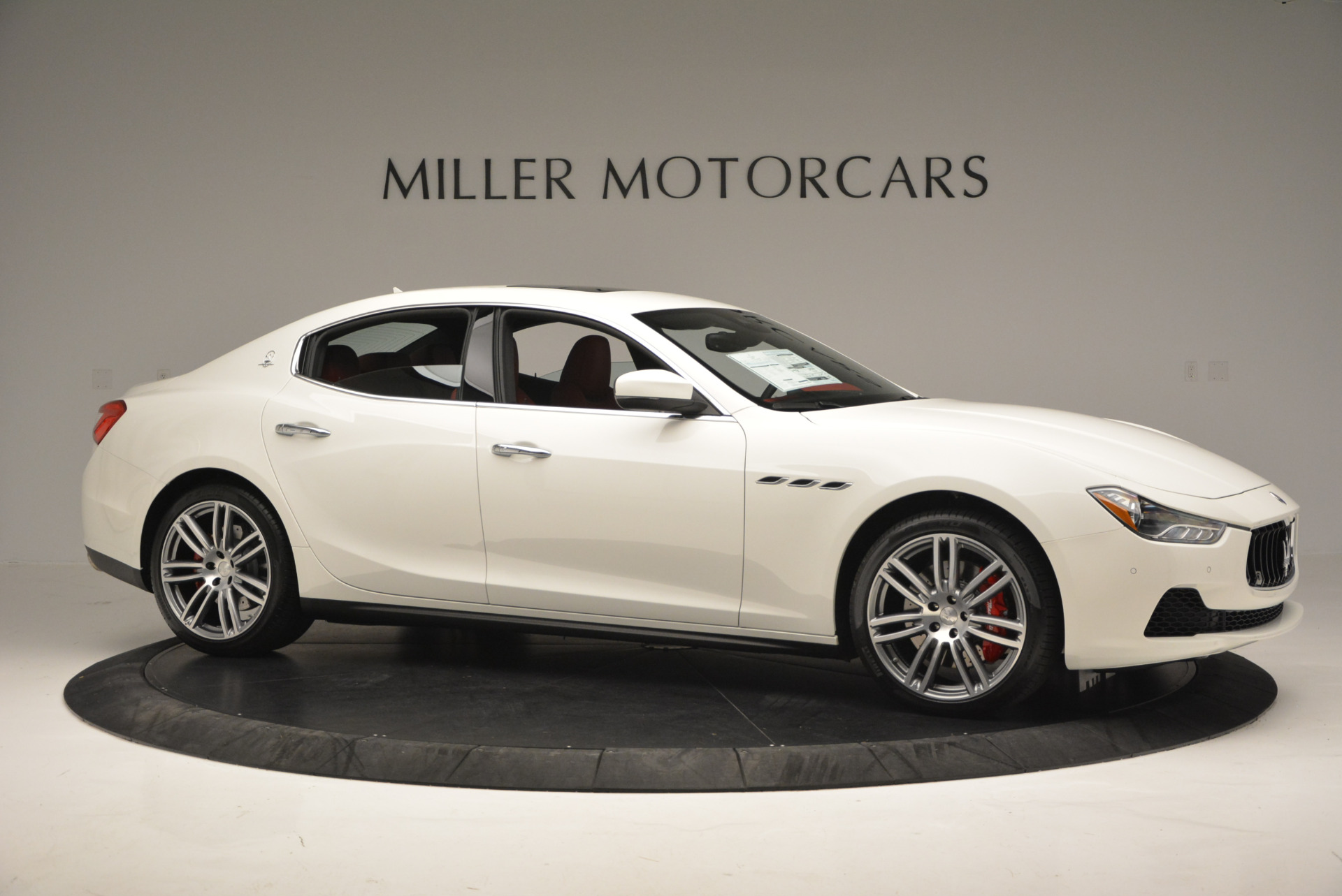 New 2017 Maserati Ghibli S Q4 For Sale In Westport, CT 599_p10