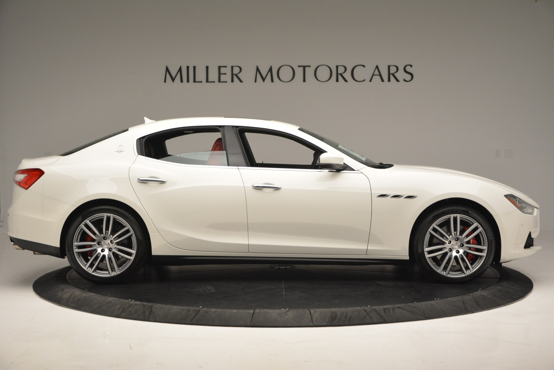 New 2017 Maserati Ghibli S Q4 For Sale In Westport, CT 599_p9