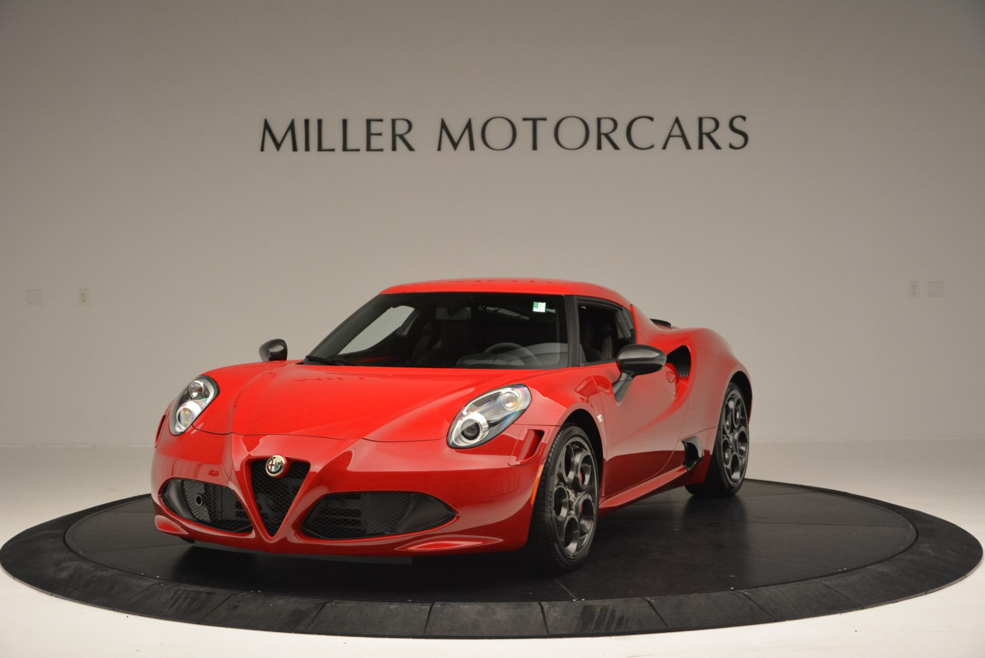 Used 2015 Alfa Romeo 4C Launch Edition For Sale In Westport, CT