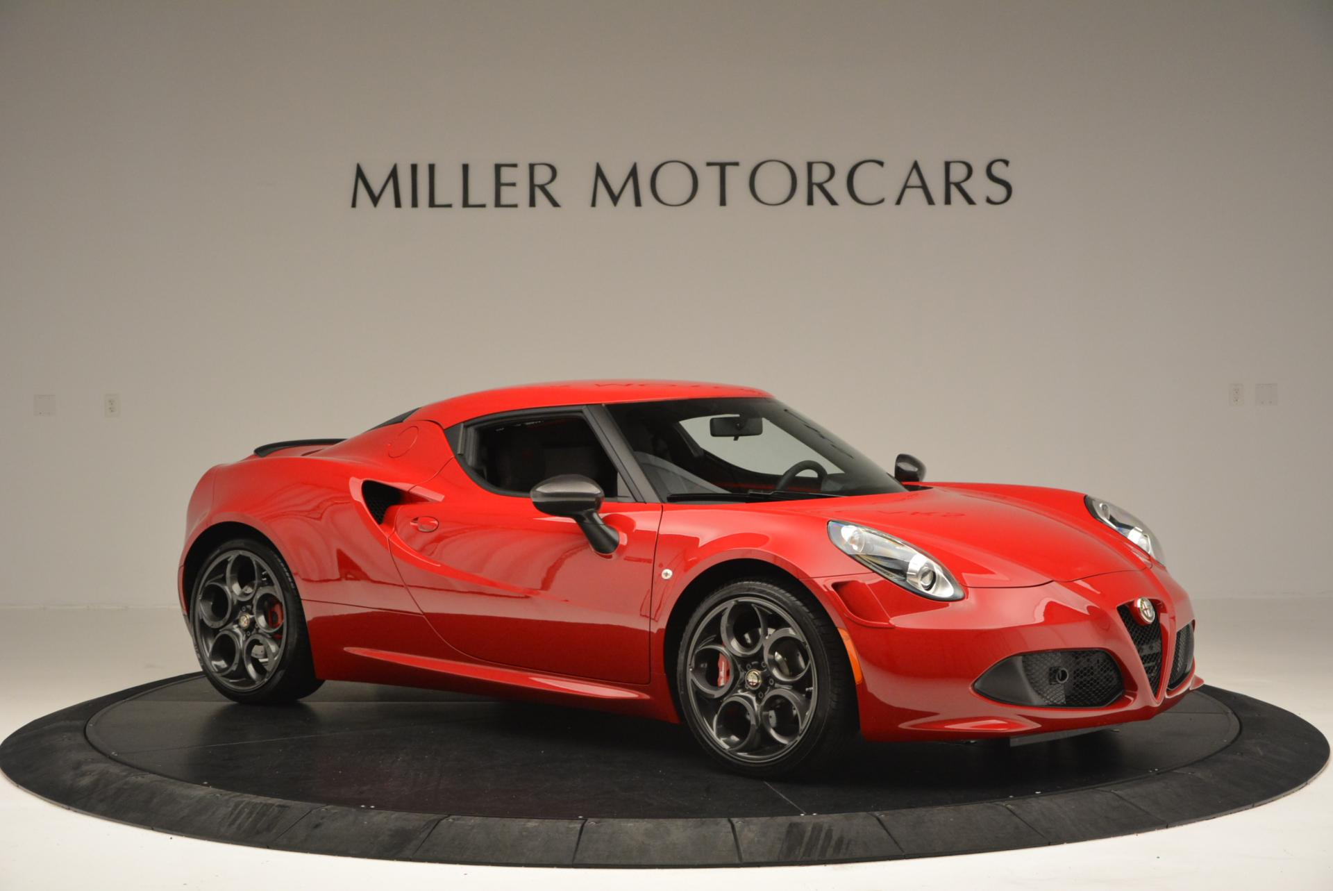 Used 2015 Alfa Romeo 4C Launch Edition For Sale In Westport, CT 6_p10