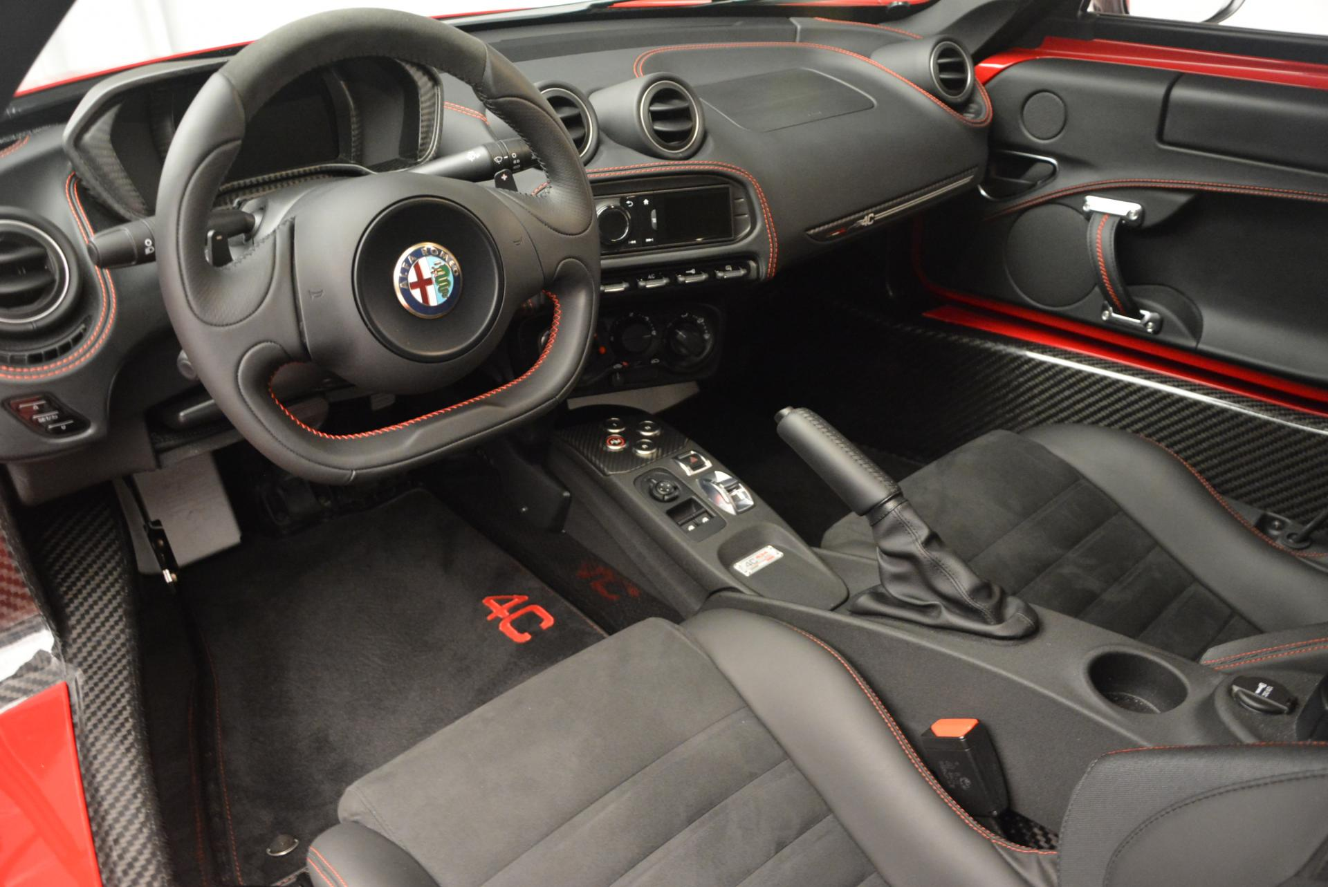 Used 2015 Alfa Romeo 4C Launch Edition For Sale In Westport, CT 6_p13