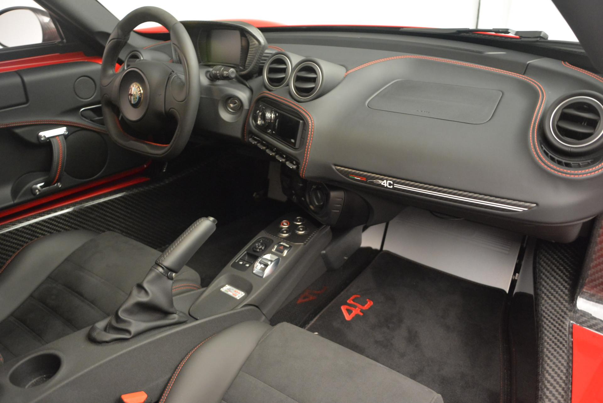 Used 2015 Alfa Romeo 4C Launch Edition For Sale In Westport, CT 6_p17