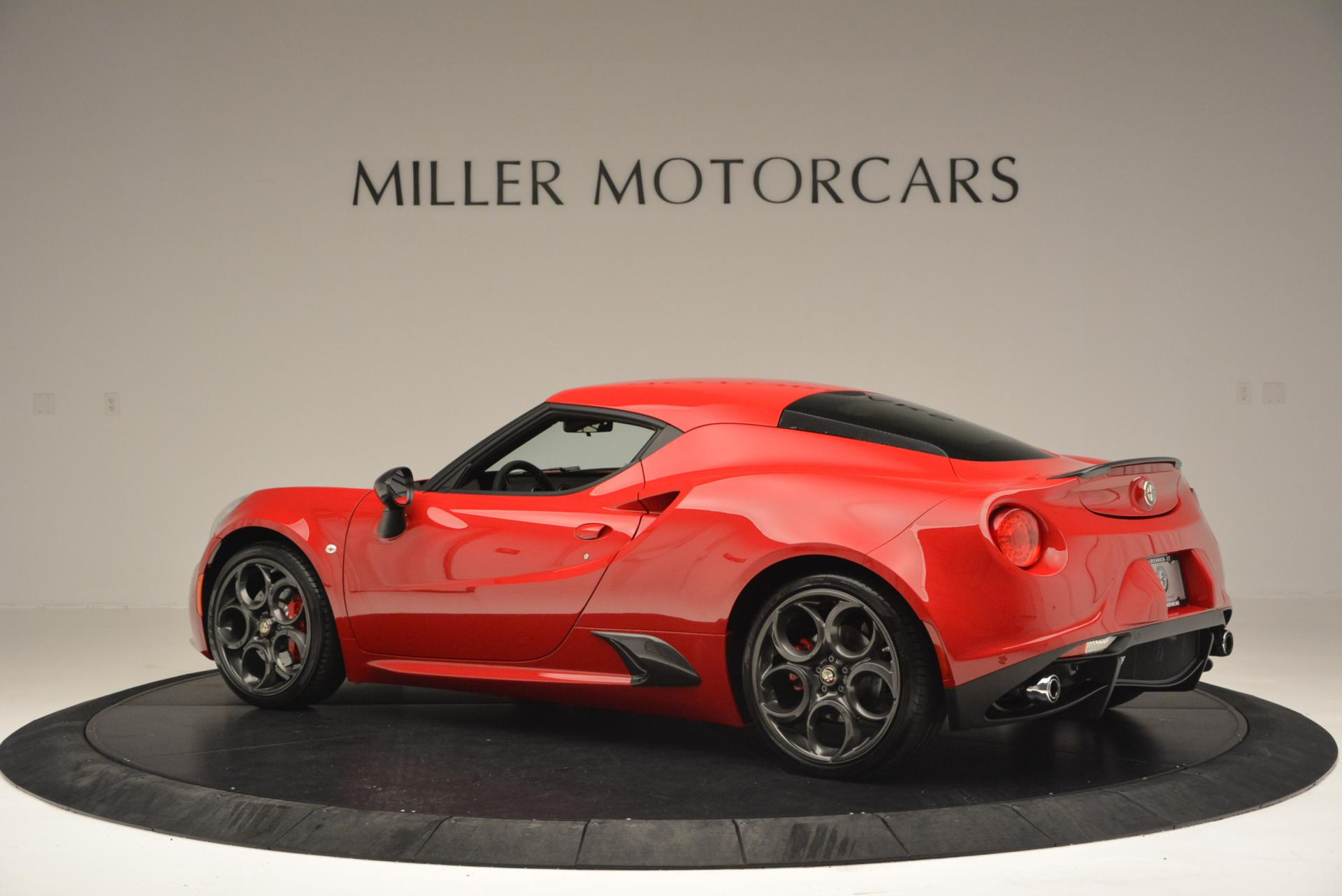 Used 2015 Alfa Romeo 4C Launch Edition For Sale In Westport, CT 6_p4
