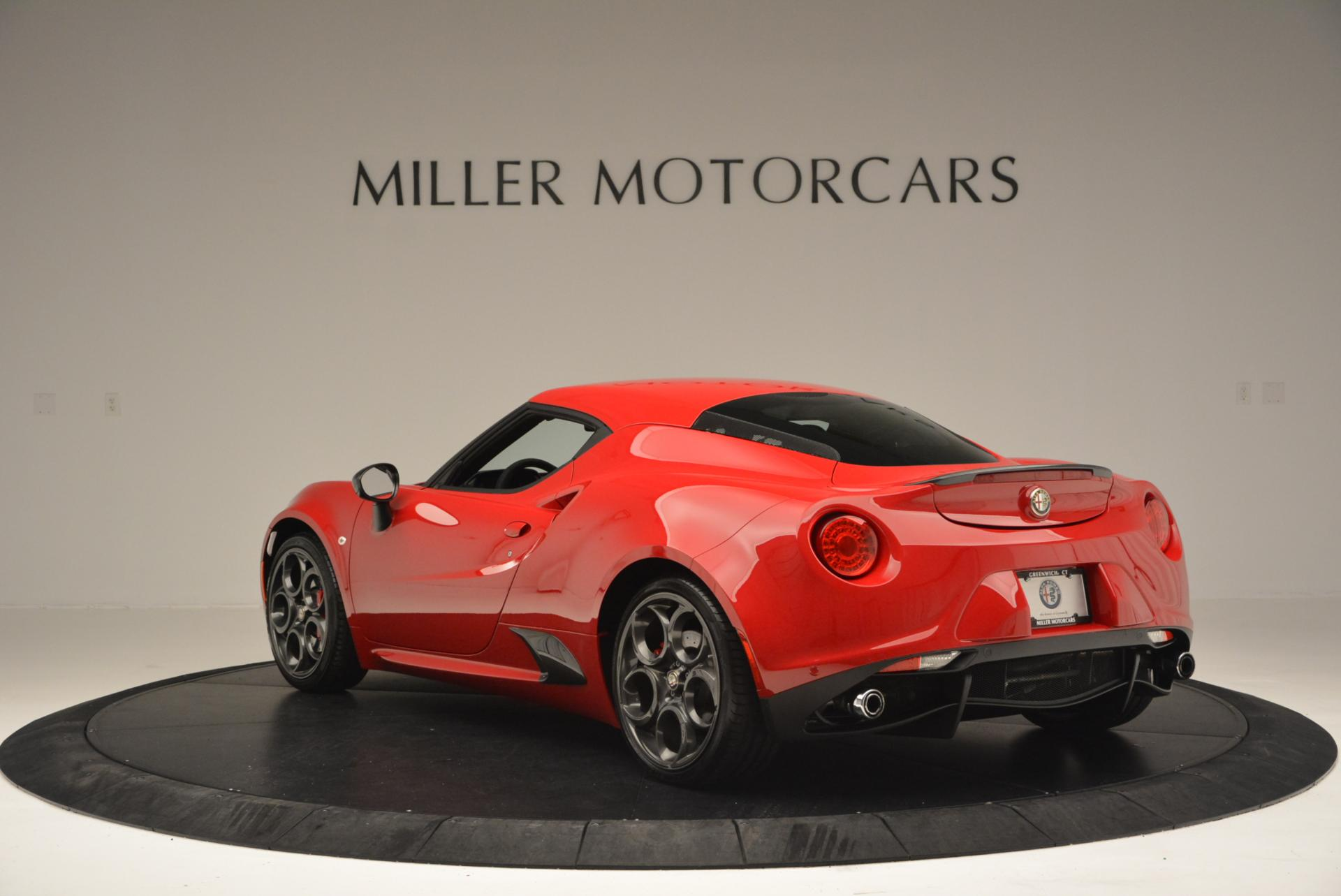 Used 2015 Alfa Romeo 4C Launch Edition For Sale In Westport, CT 6_p5