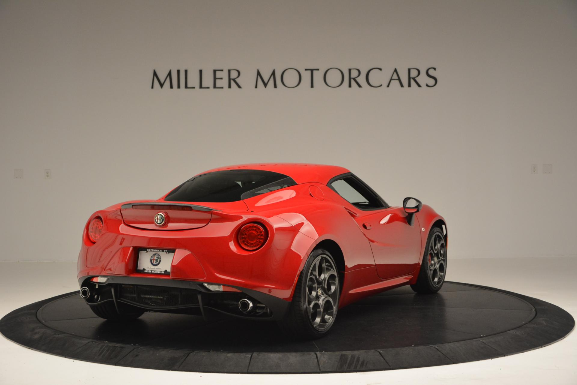 Used 2015 Alfa Romeo 4C Launch Edition For Sale In Westport, CT 6_p7