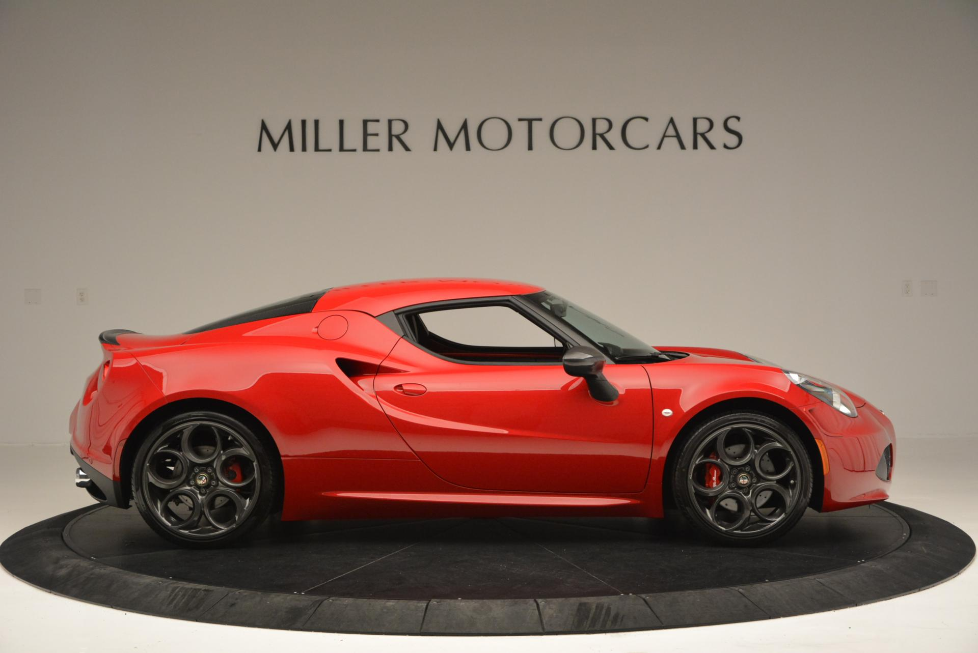 Used 2015 Alfa Romeo 4C Launch Edition For Sale In Westport, CT 6_p9