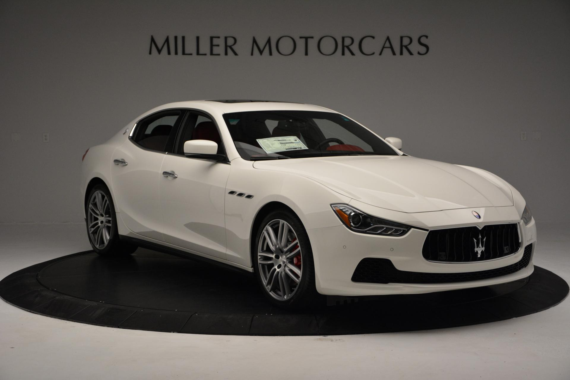 New 2016 Maserati Ghibli S Q4 For Sale In Westport, CT 60_p10