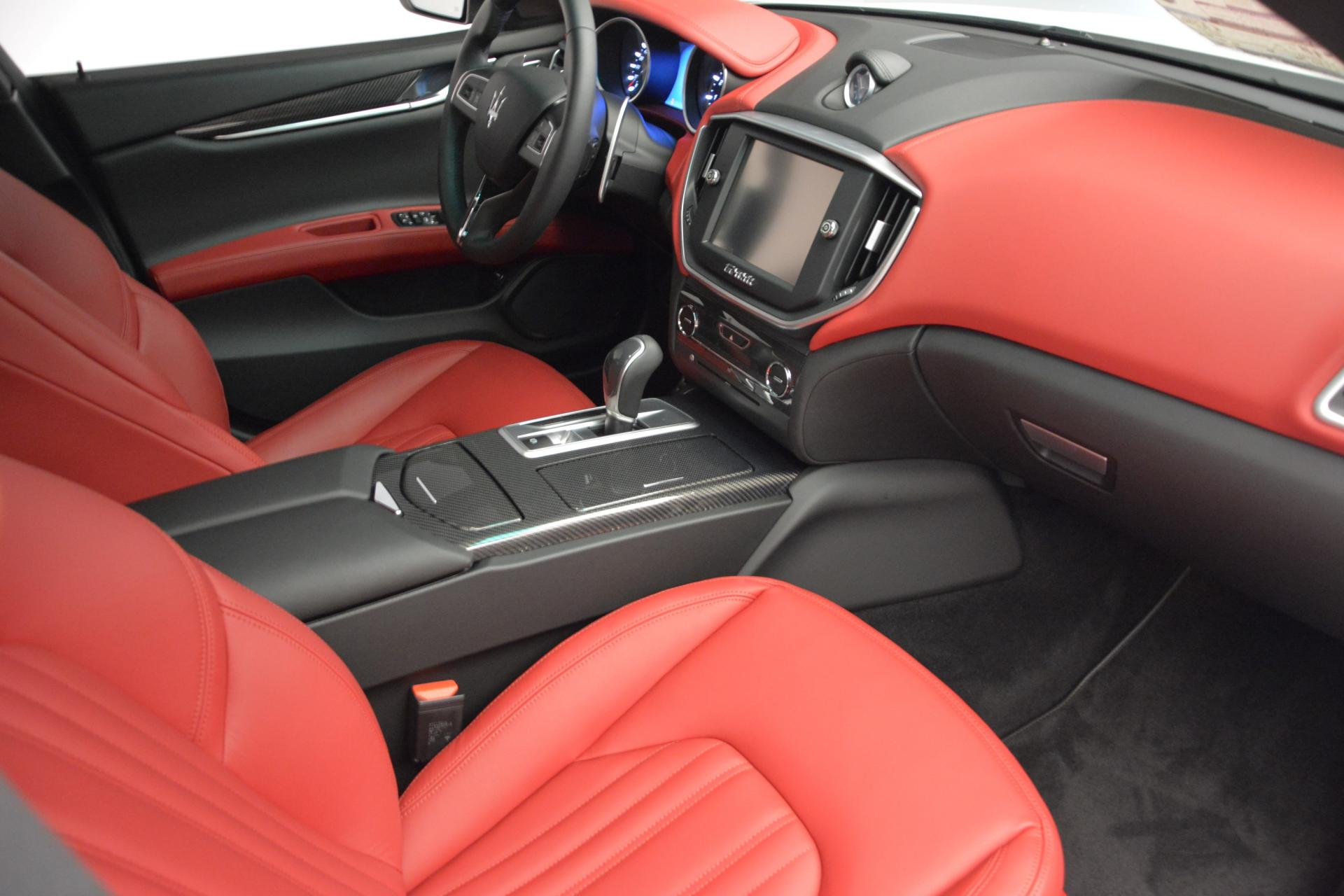 New 2016 Maserati Ghibli S Q4 For Sale In Westport, CT 60_p15
