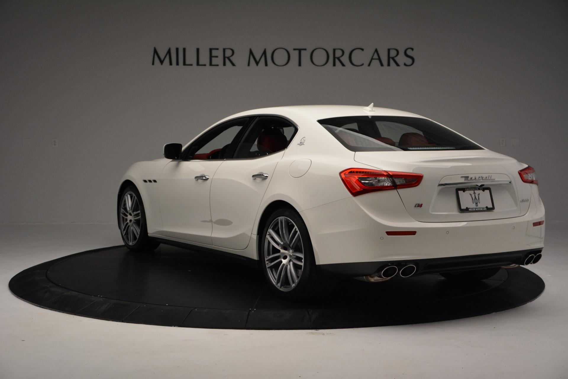 New 2016 Maserati Ghibli S Q4 For Sale In Westport, CT 60_p5